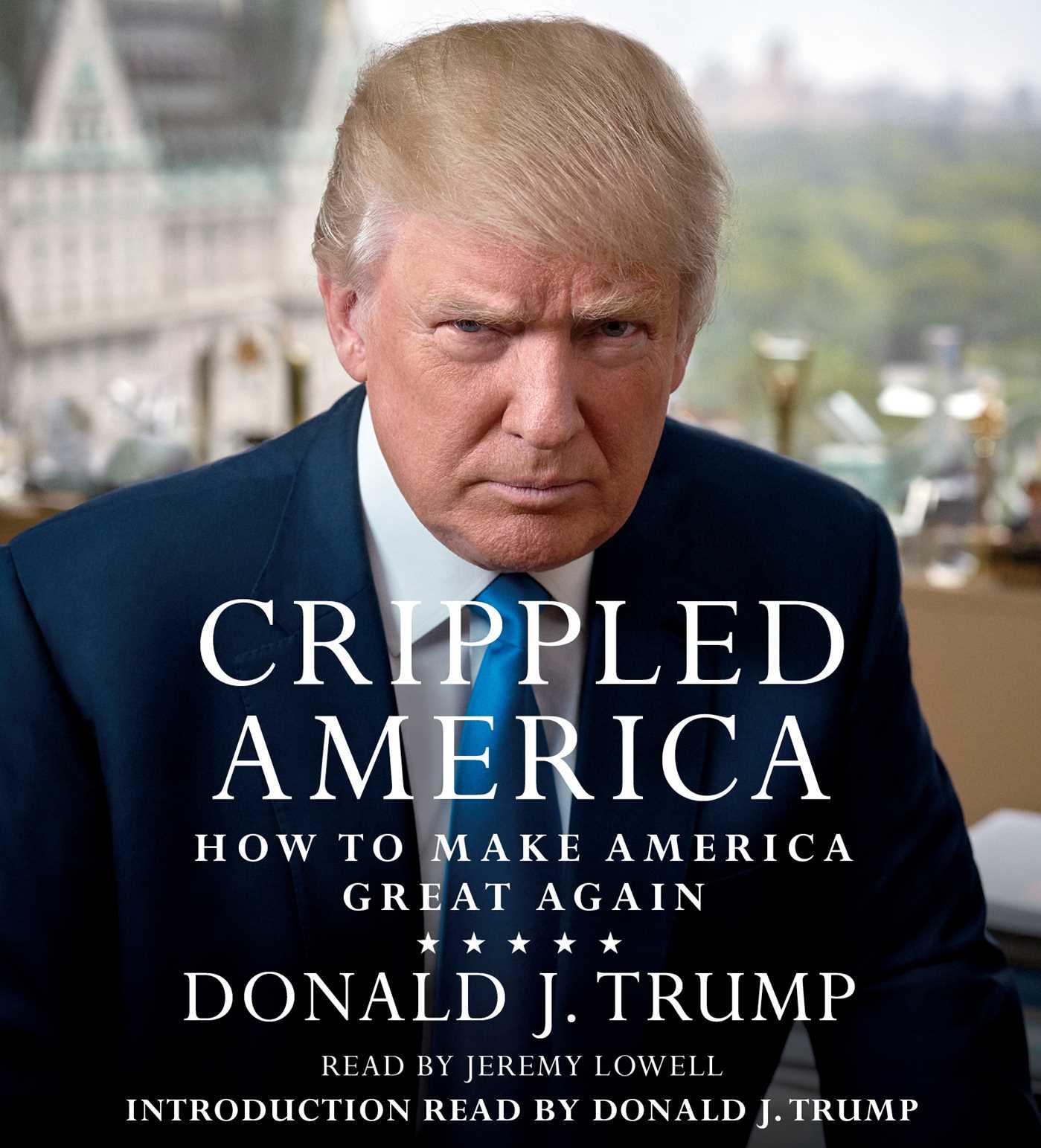 Crippled america 9781508212980 hr