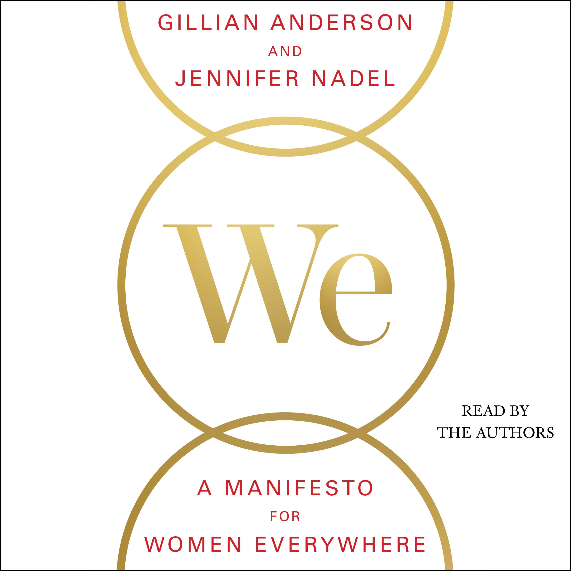 We a manifesto for women everywhere 9781508214373 hr