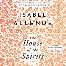 The house of the spirits audiobook by isabel allende thom for House of spirits author