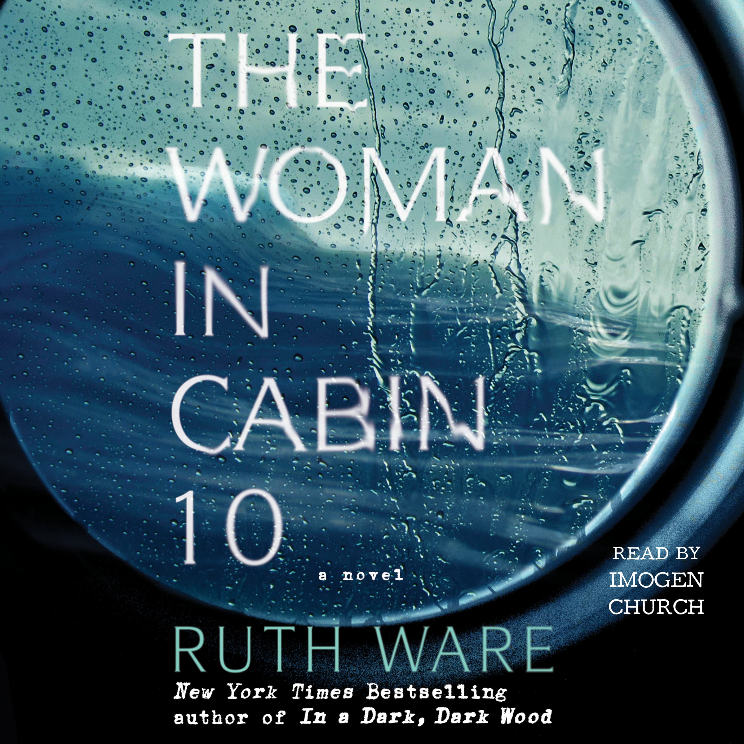 The woman in cabin 10 9781508217749 hr