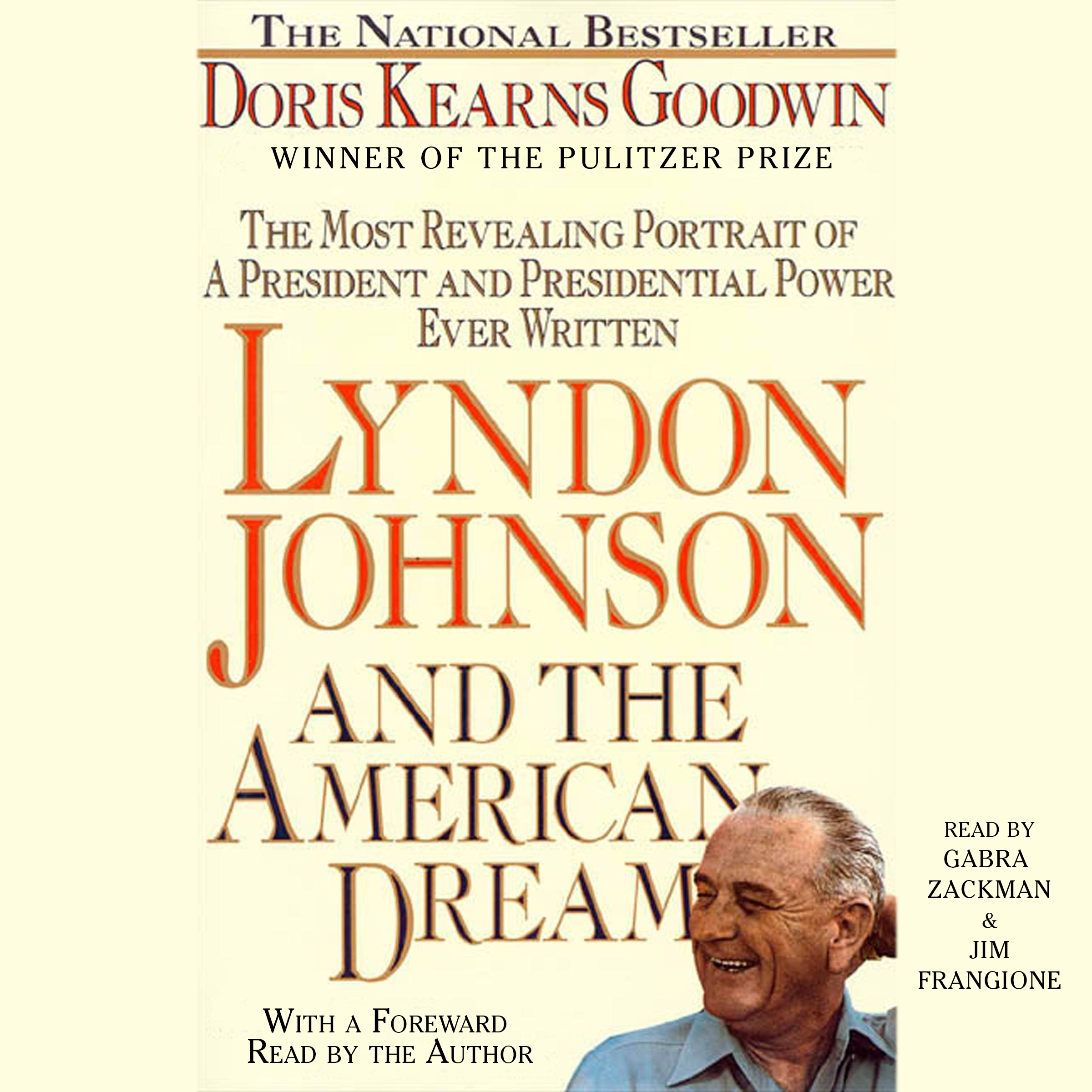 Lyndon johnson and the american dream 9781508217831 hr