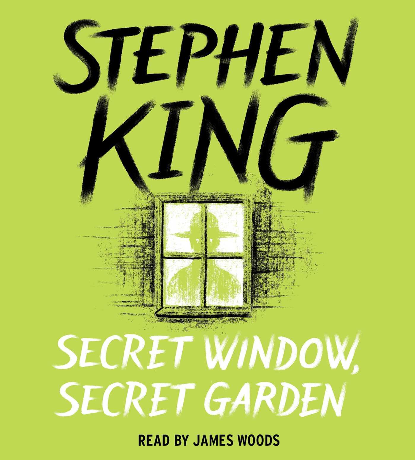 American Service Foundation >> Secret Window, Secret Garden Audiobook on CD by Stephen King, James Woods | Official Publisher ...