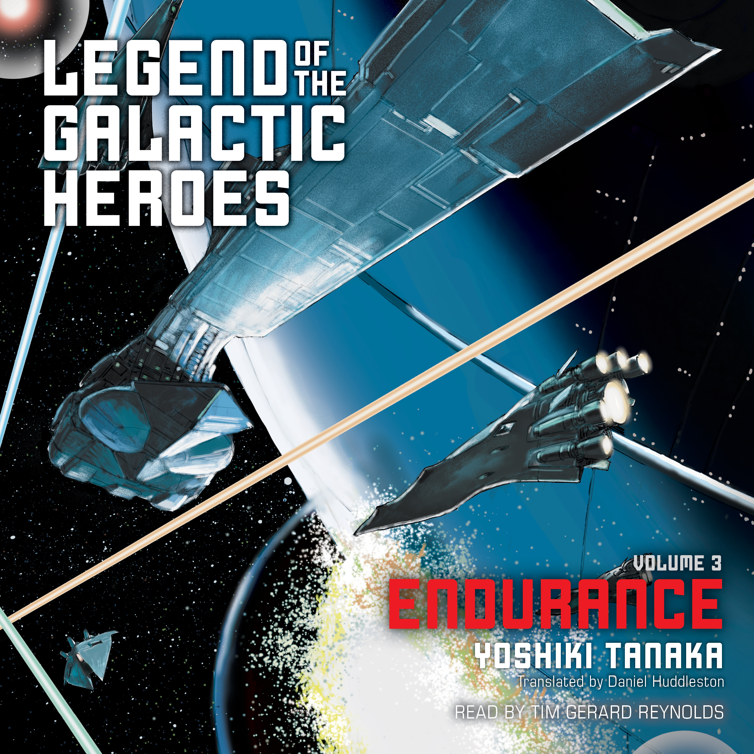 Legend of the galactic heroes vol 3 9781508218876 hr