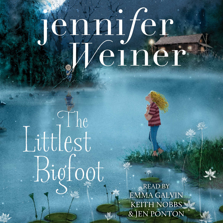 The littlest bigfoot 9781508222620 hr