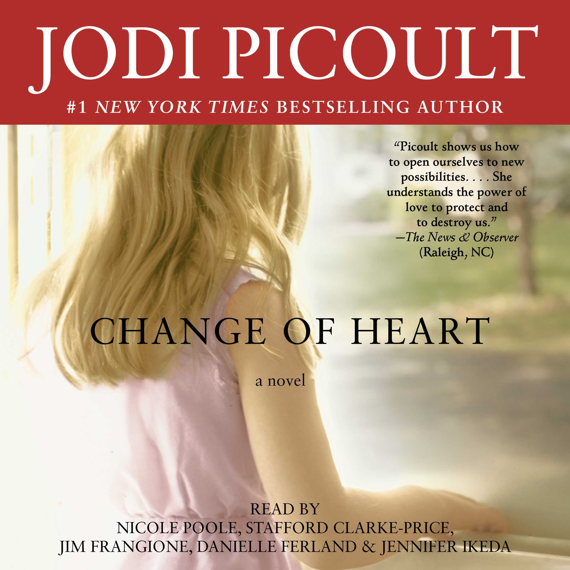 Book Cover Image (jpg): Change of Heart