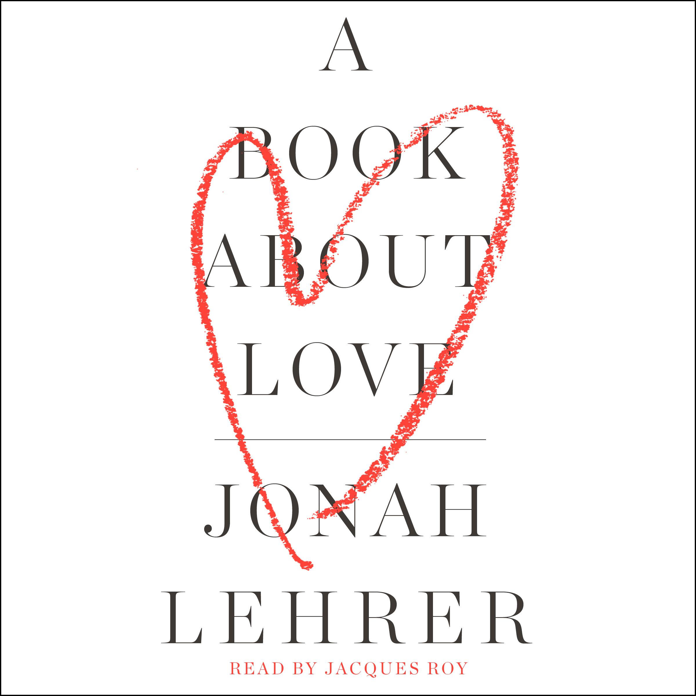 Jonah lehrer books