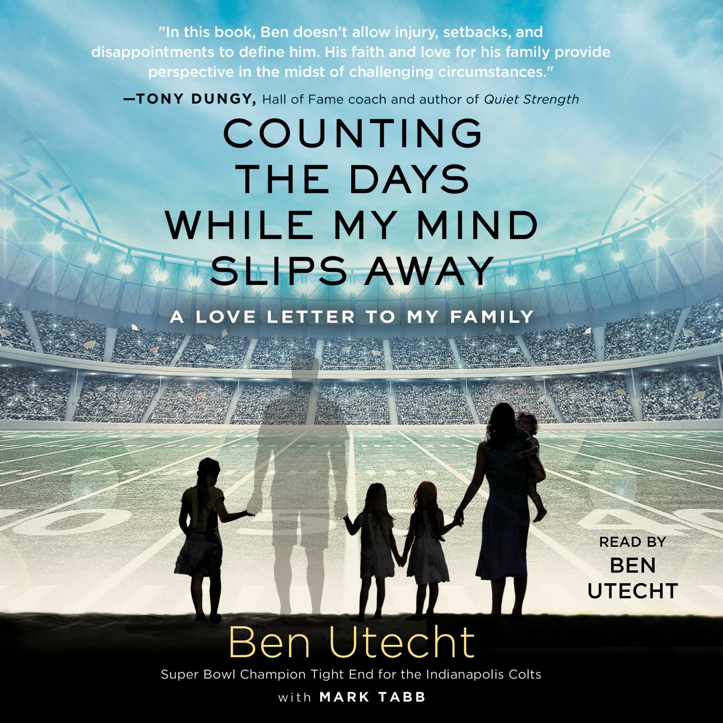 Counting The Days While My Mind Slips Away Audiobook By Ben Utecht