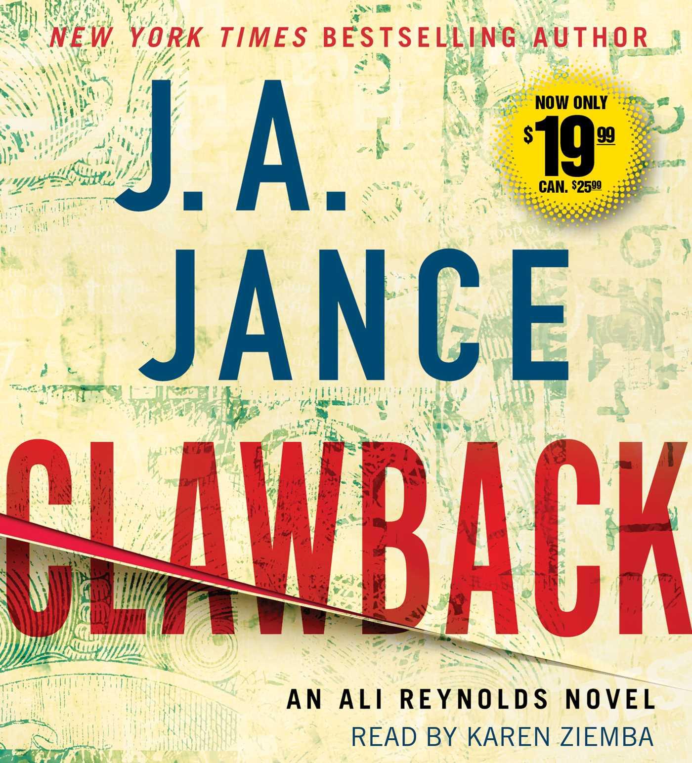 Clawback 9781508226390 hr