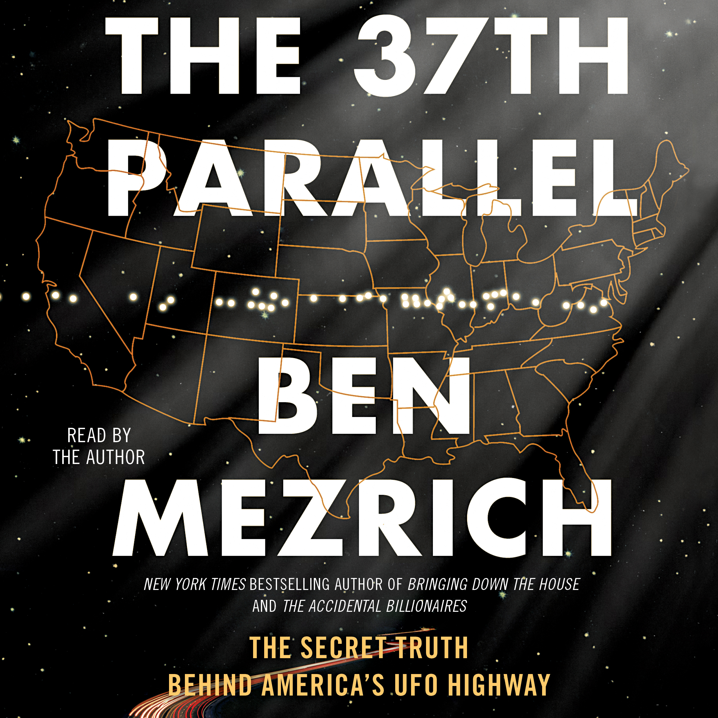 The 37th parallel 9781508226413 hr