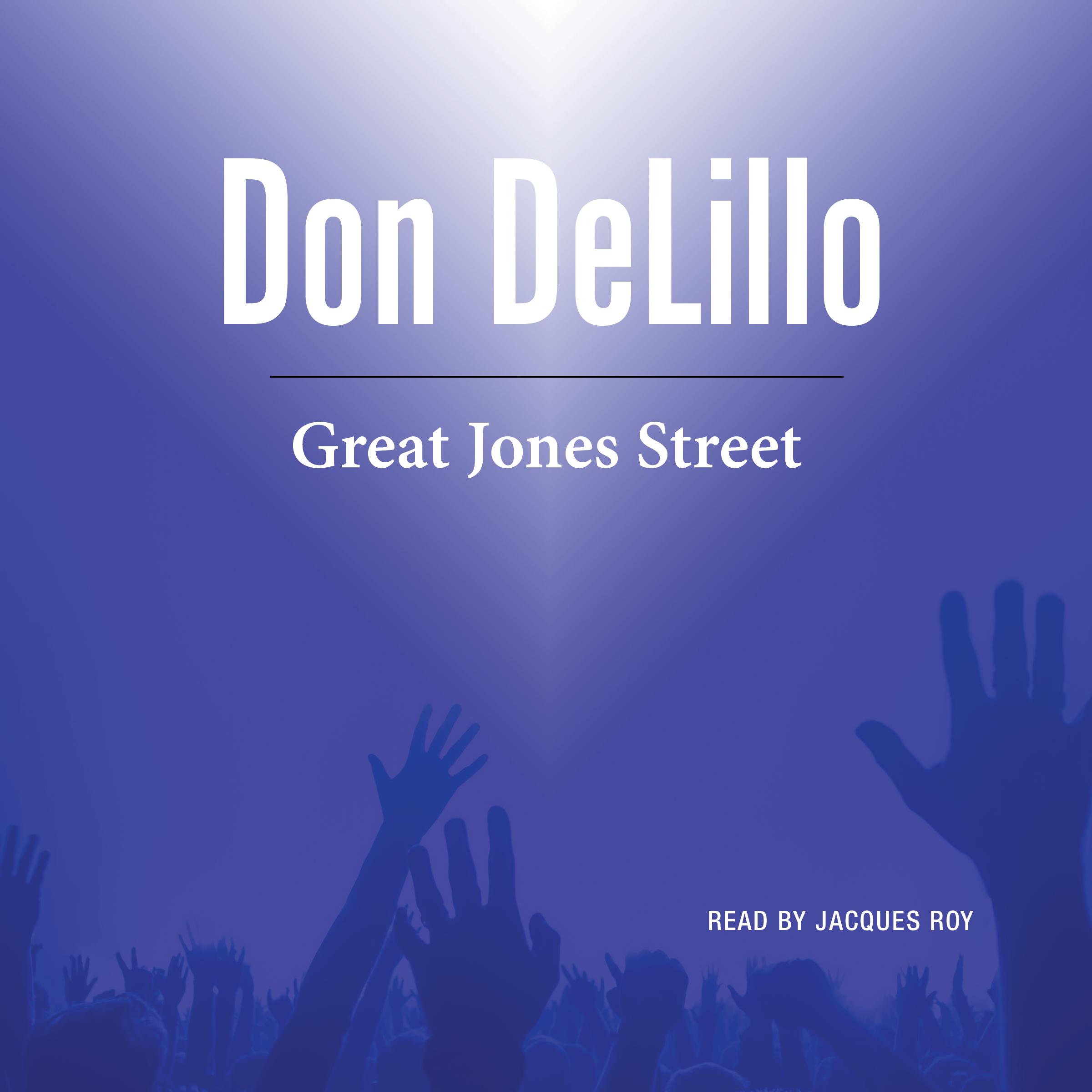 Great jones street 9781508226598 hr