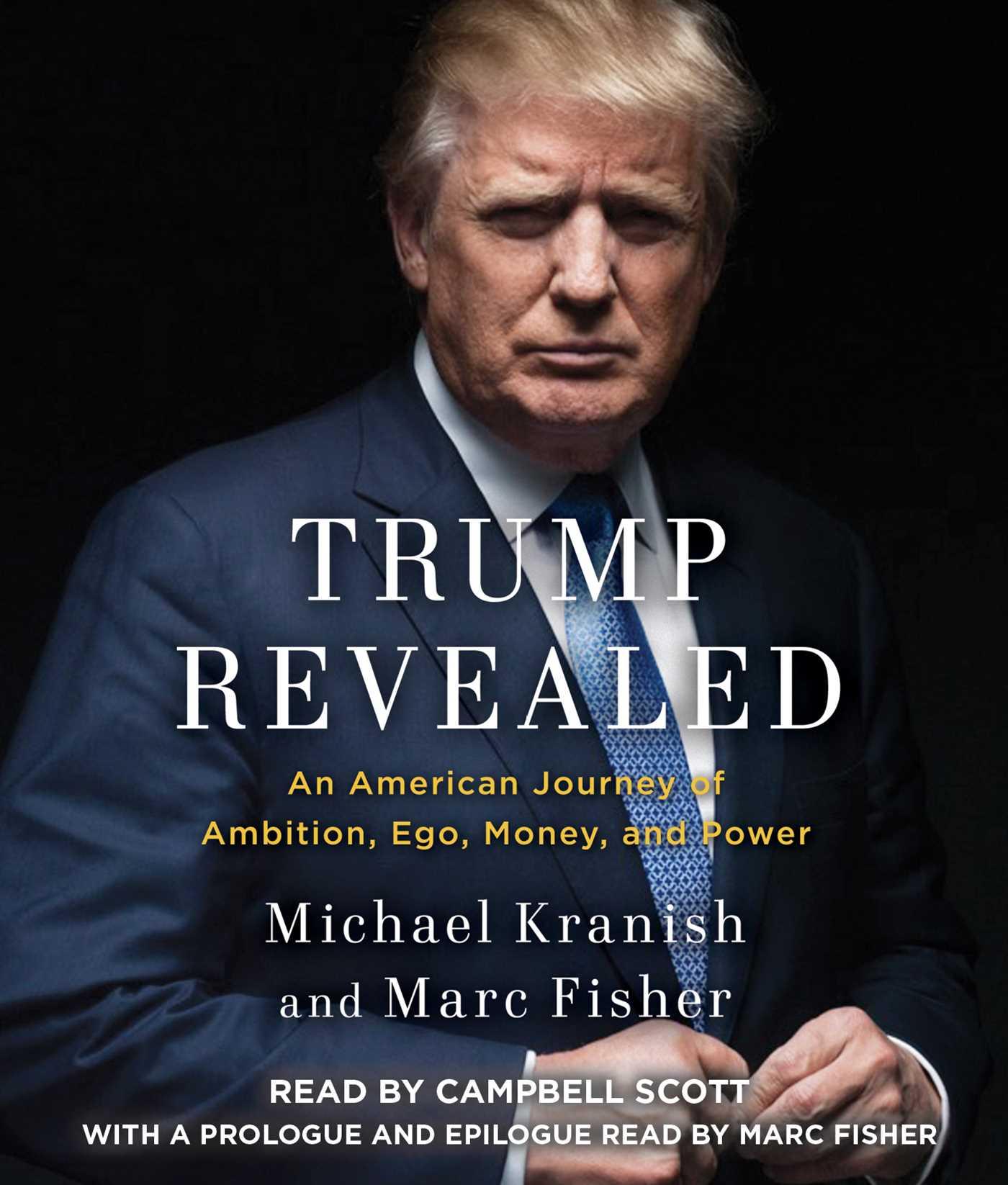 Trump revealed 9781508226758 hr