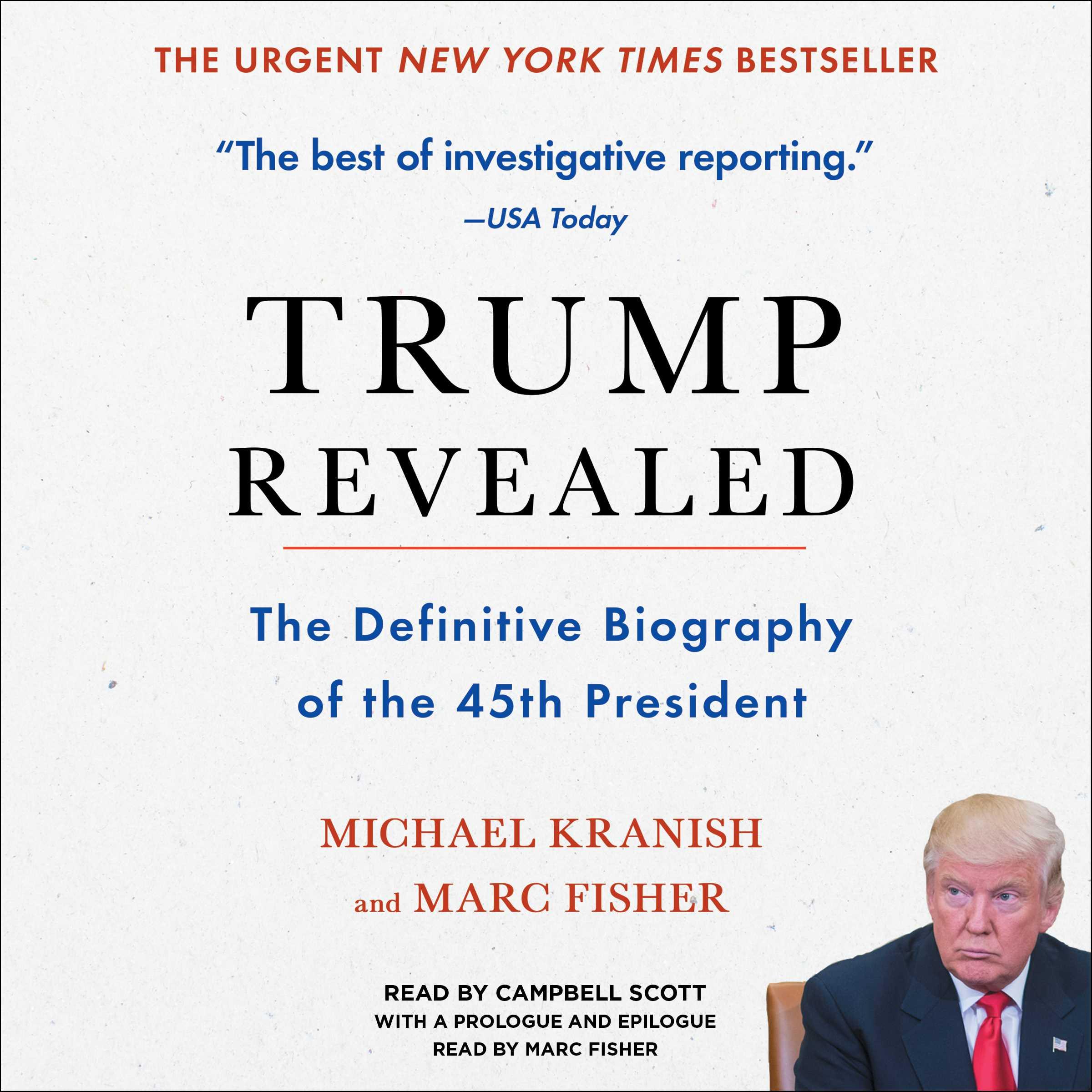 Trump revealed 9781508226765 hr