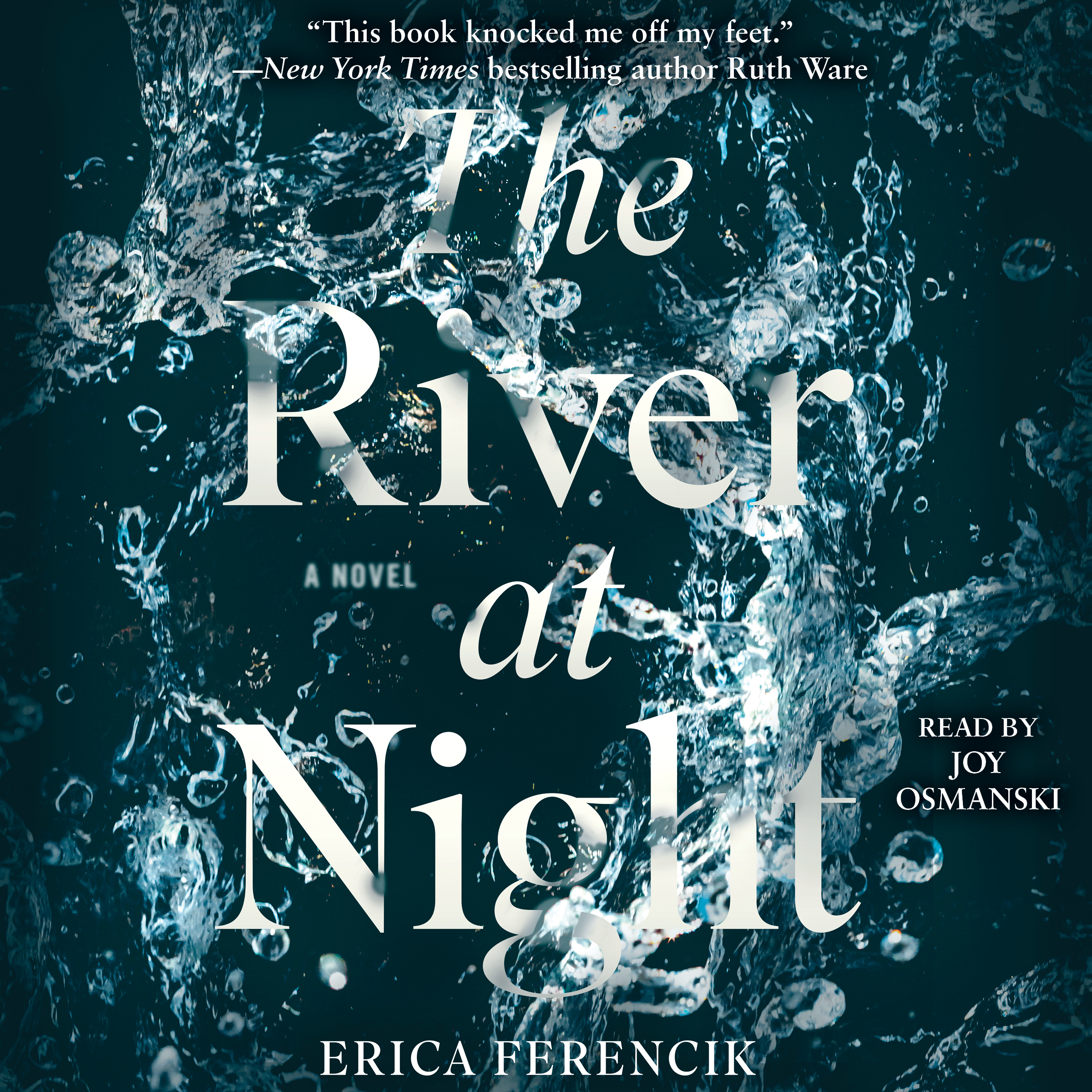 The river at night 9781508226871 hr