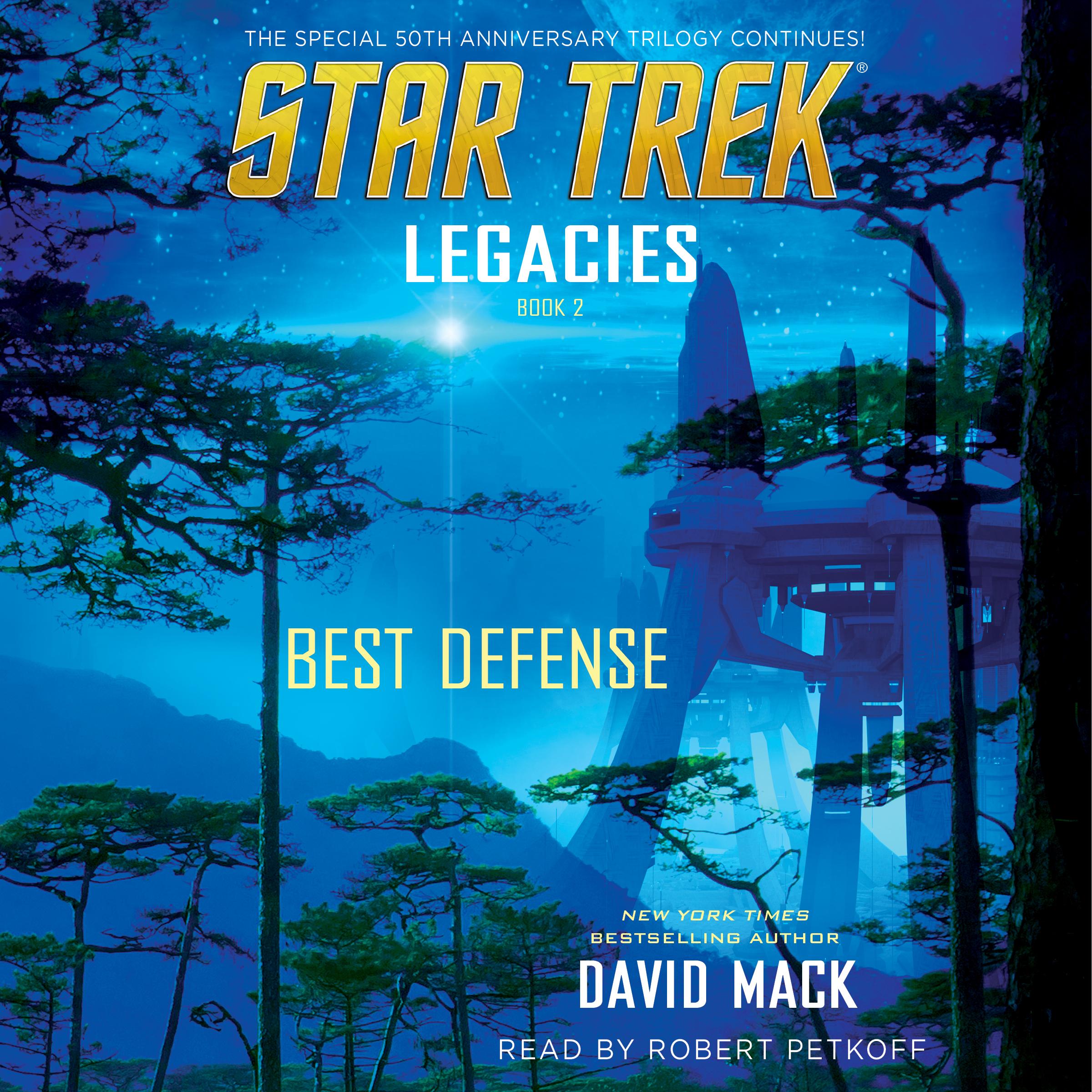 Legacies 2 best defense 9781508226994 hr