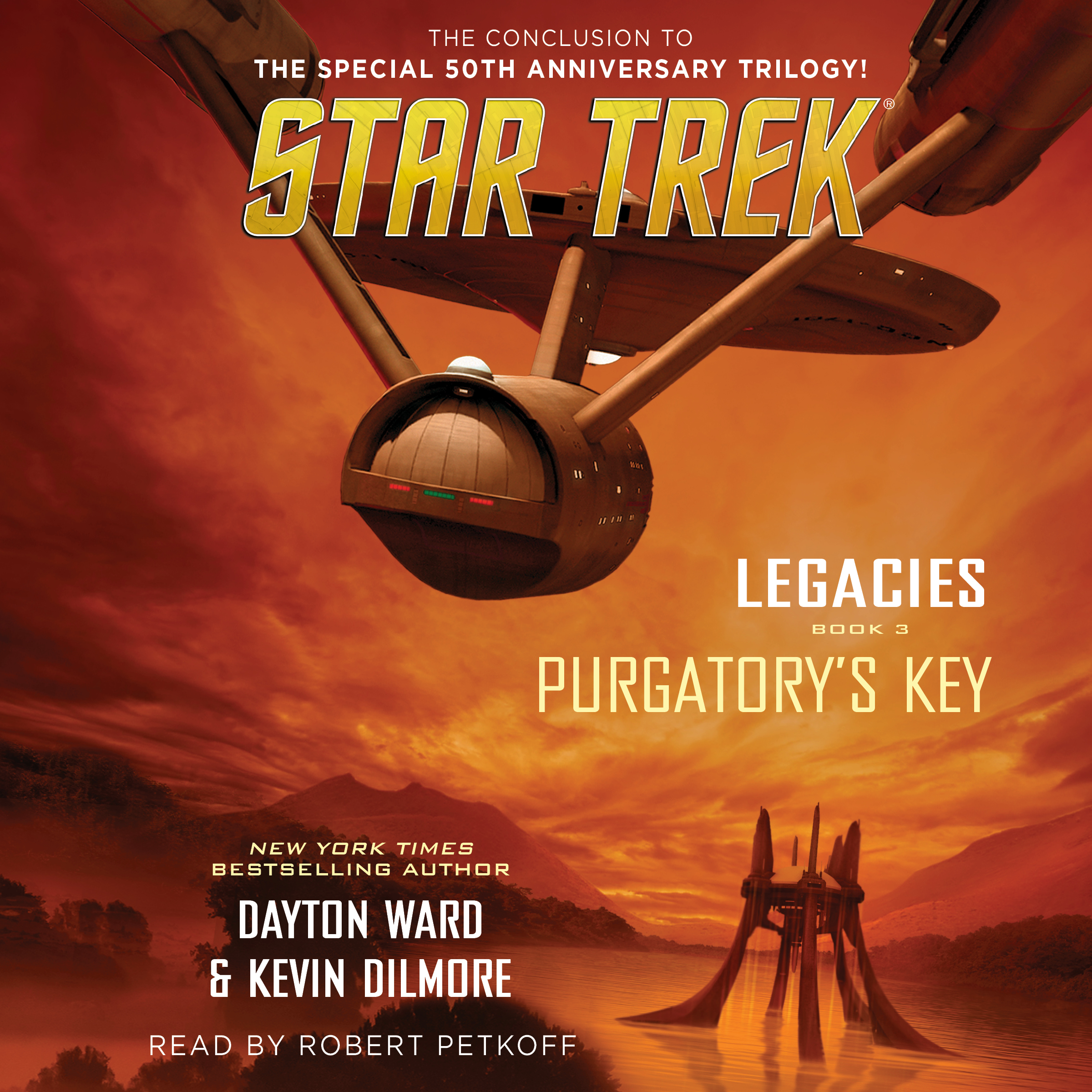 Legacies book 3 purgatorys key 9781508227021 hr