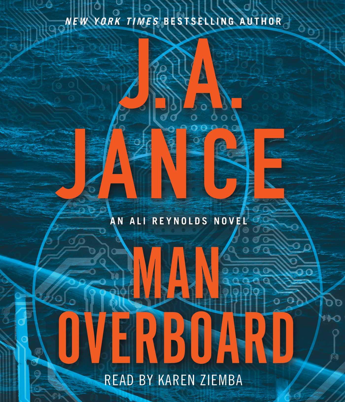 Man overboard 9781508227489 hr