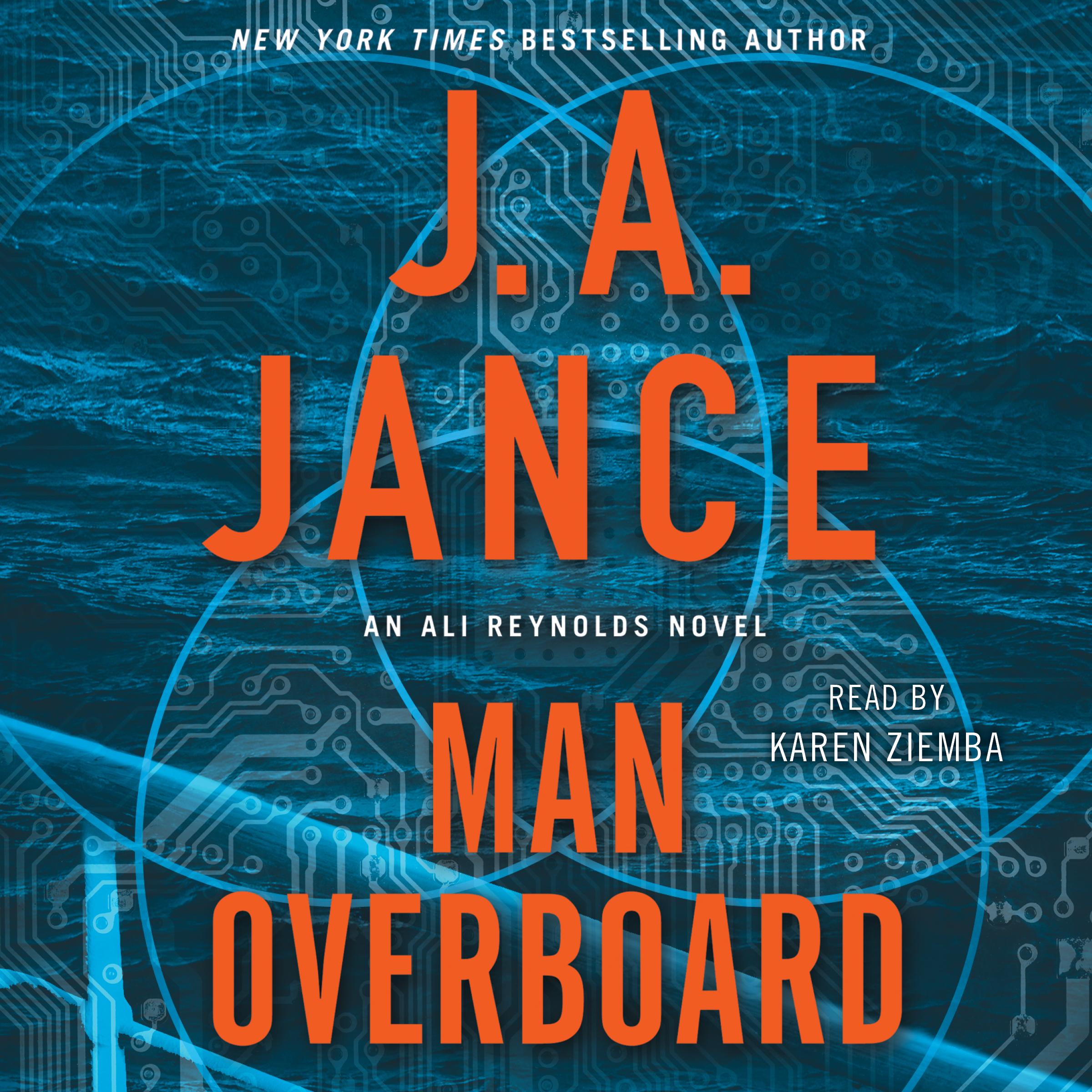 Man overboard 9781508227496 hr