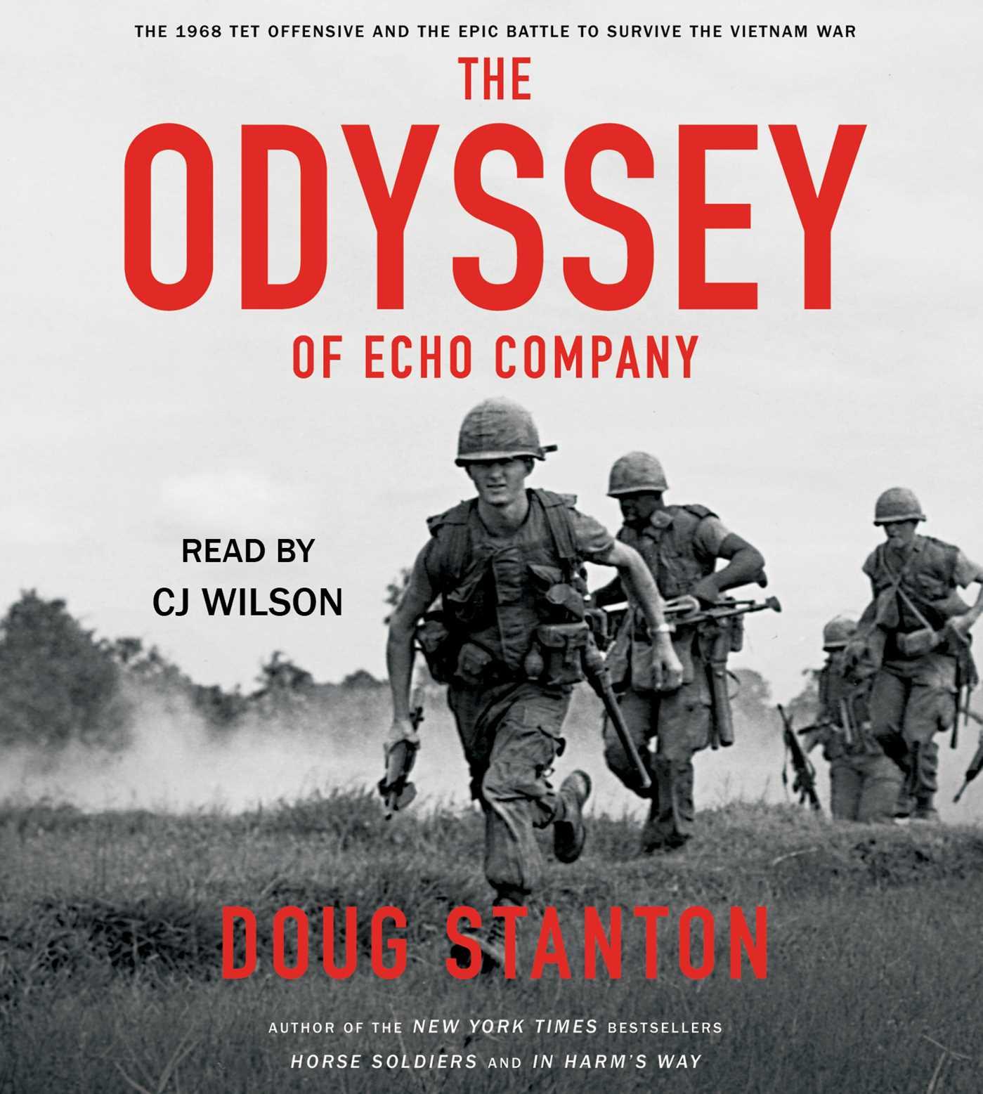 The odyssey of echo company 9781508227571 hr