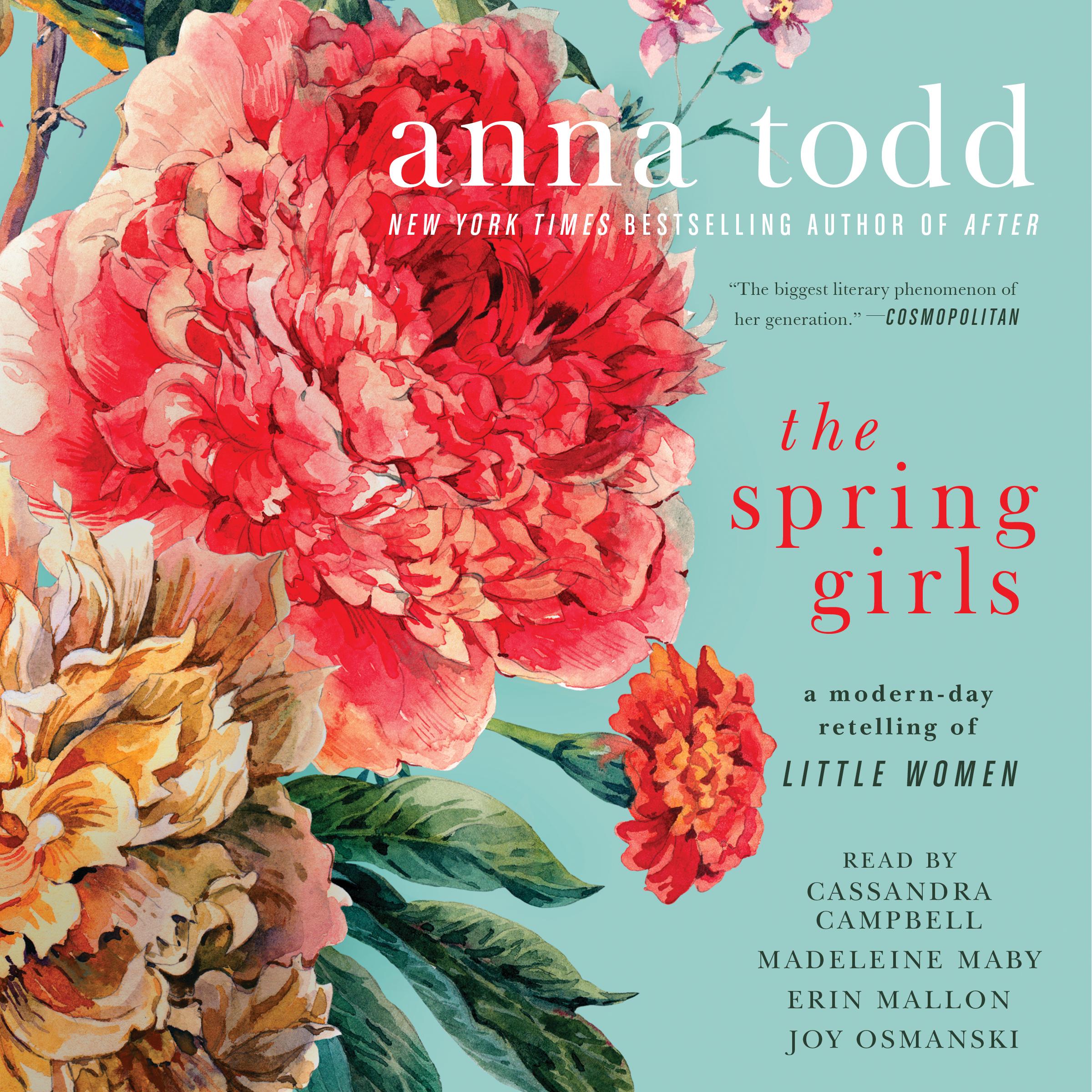 The spring girls 9781508227724 hr