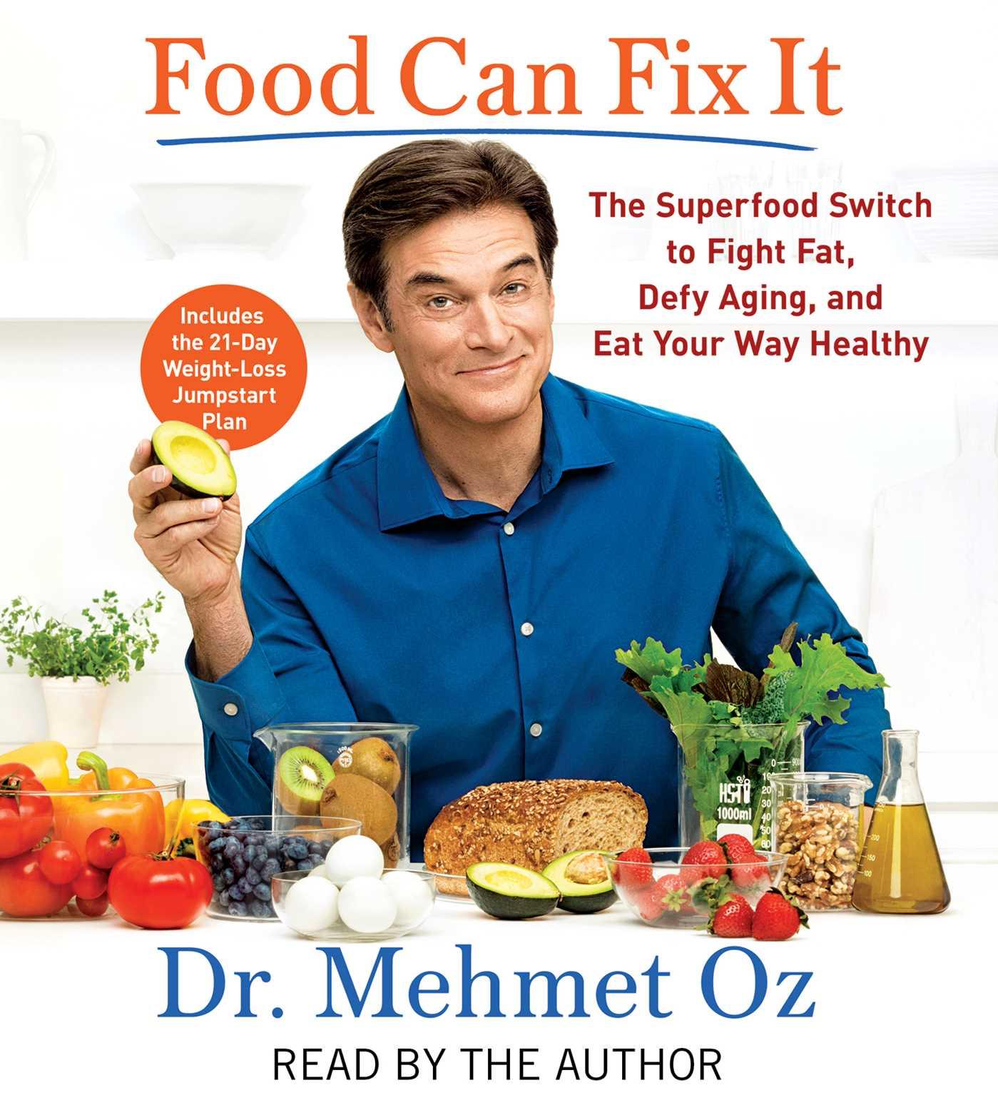 Food can fix it 9781508228547 hr