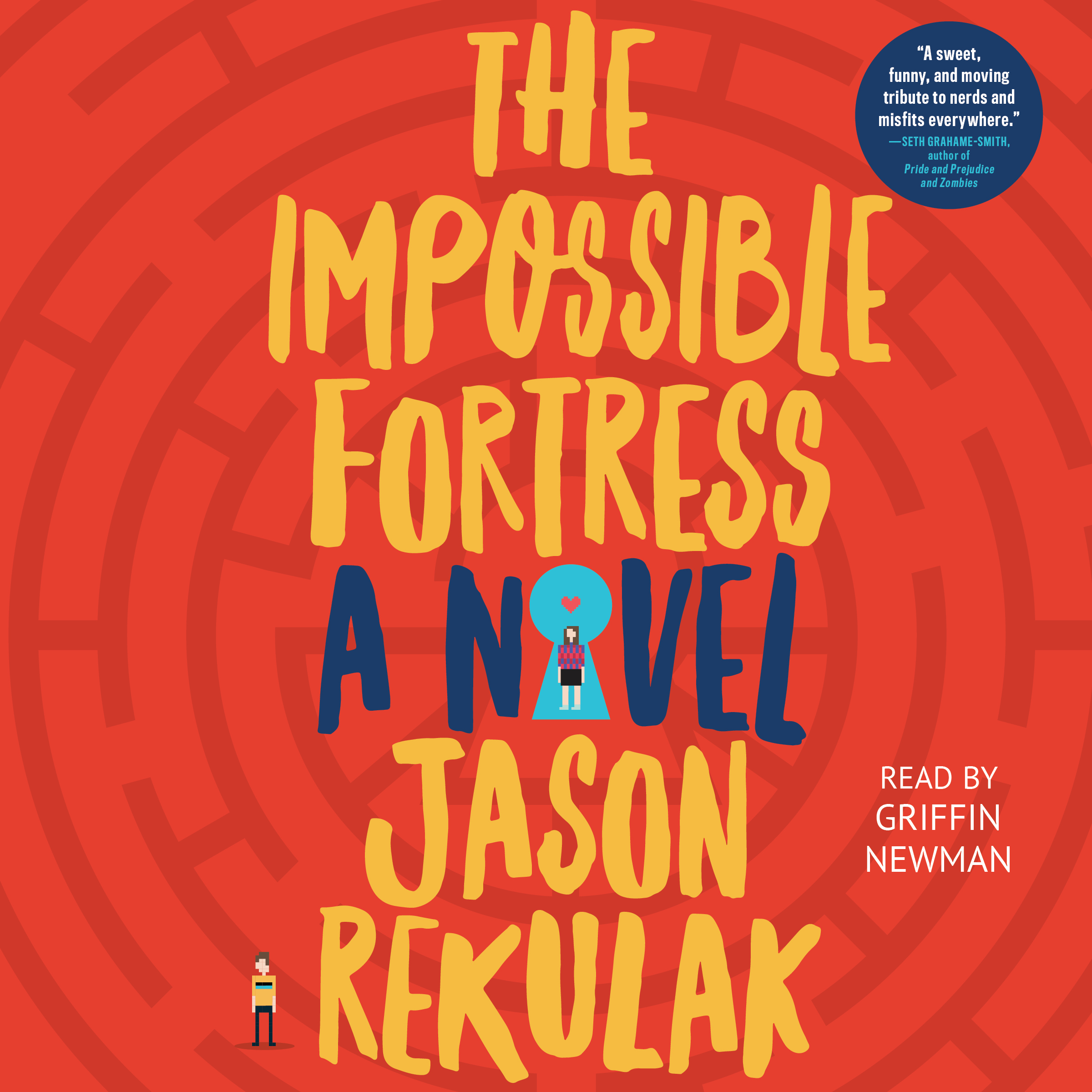 The impossible fortress 9781508228790 hr