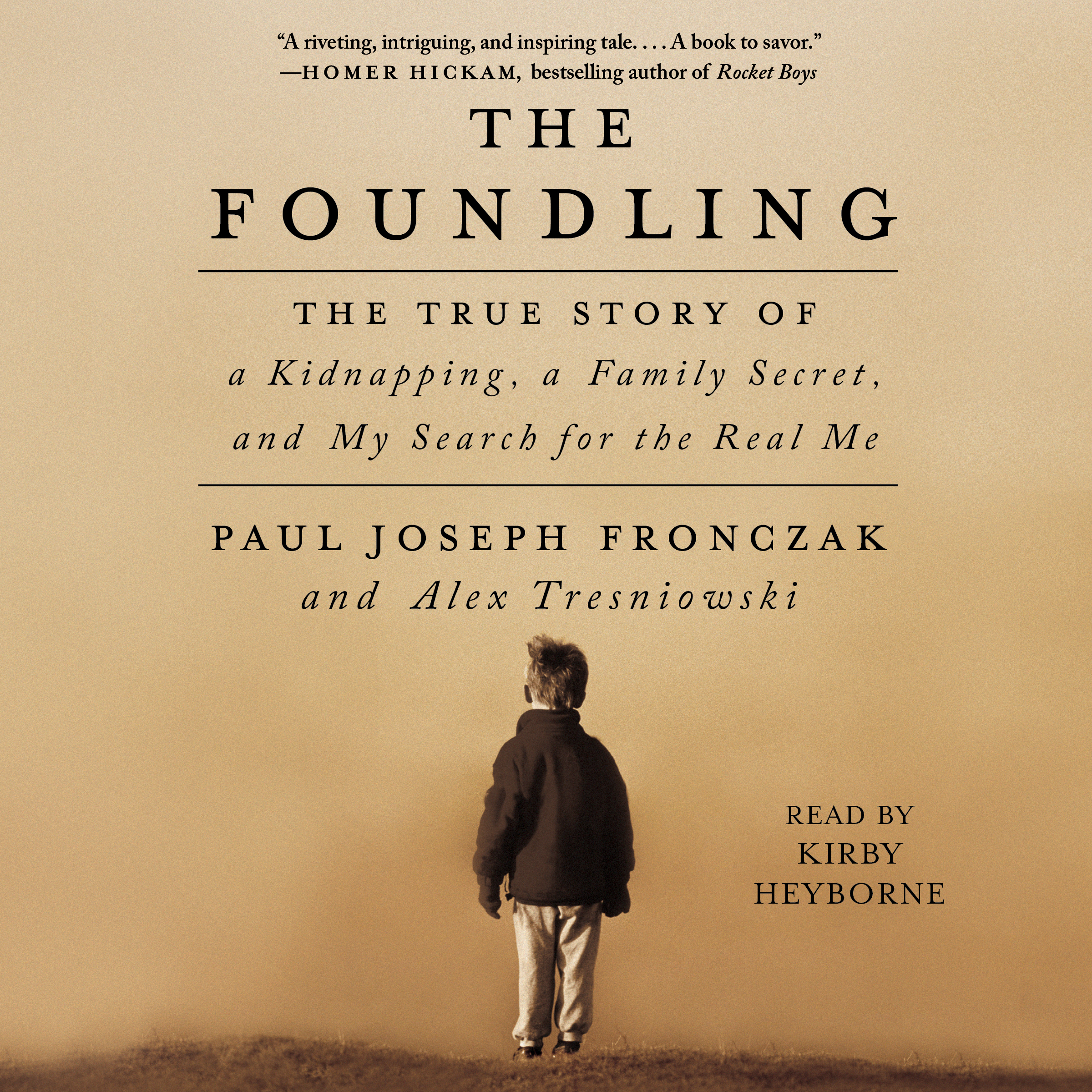 The foundling 9781508229254 hr