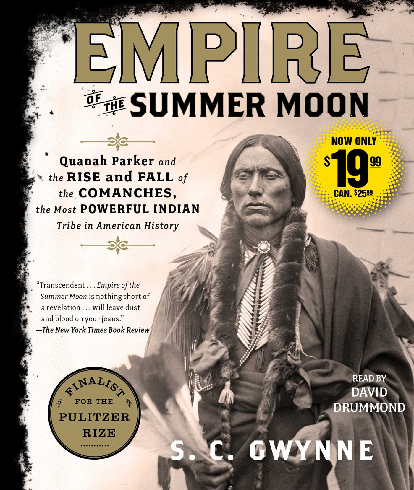 Empire of the summer moon 9781508229551 hr