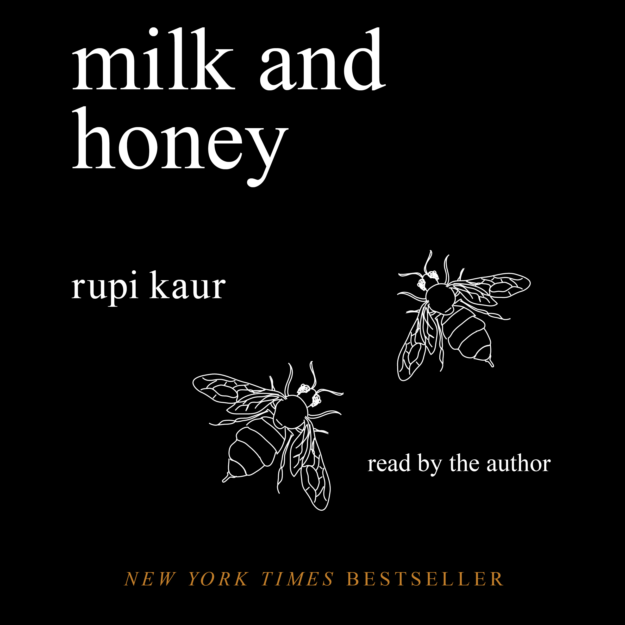 milk and honey (audiobook)