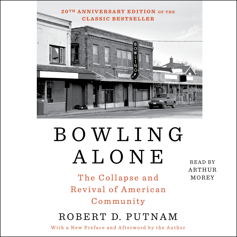 Bowling alone 9781508230595 hr
