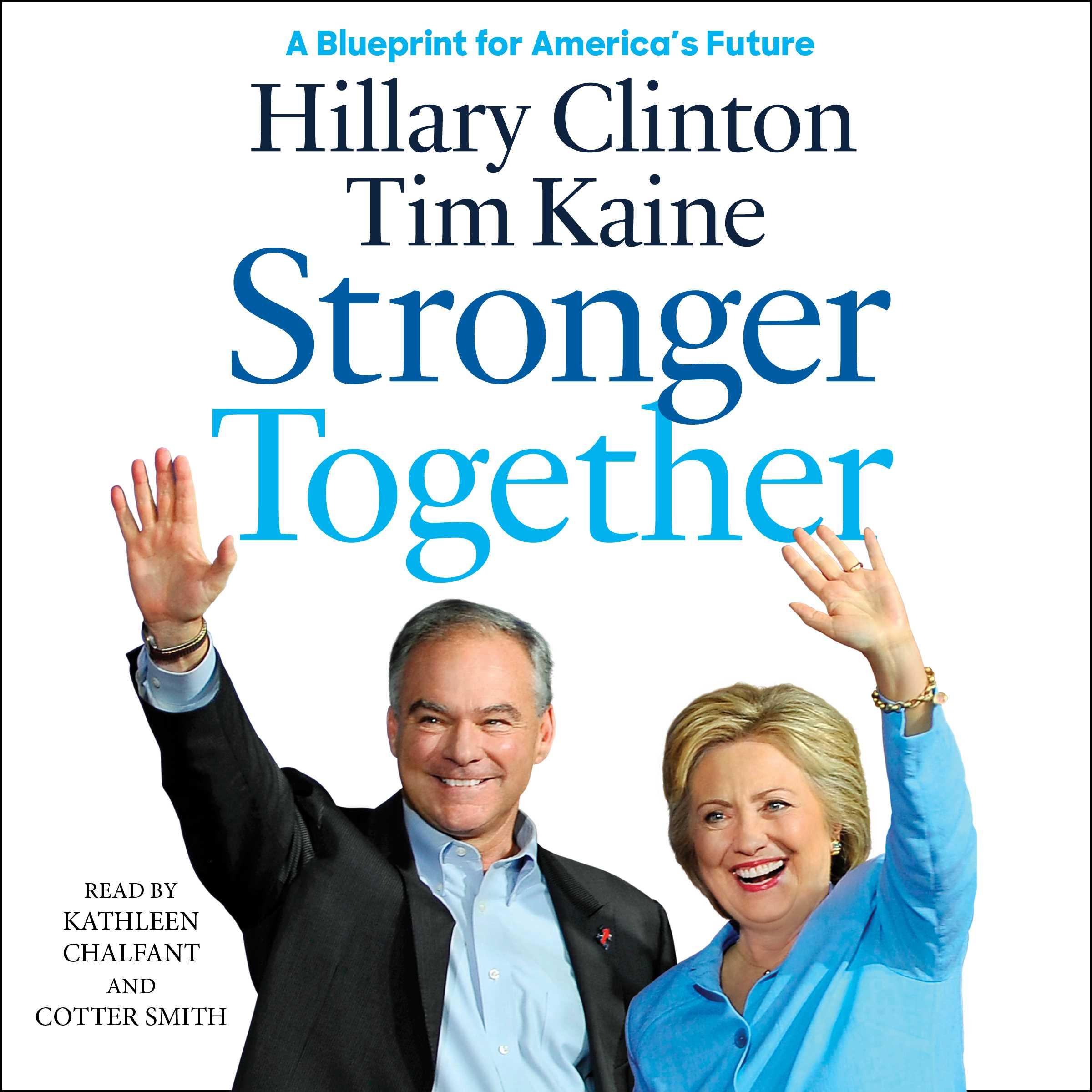 Stronger together 9781508231035 hr