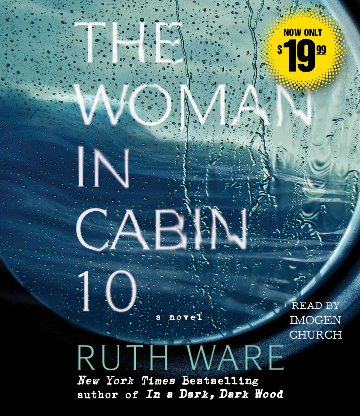 The woman in cabin 10 9781508231288 hr
