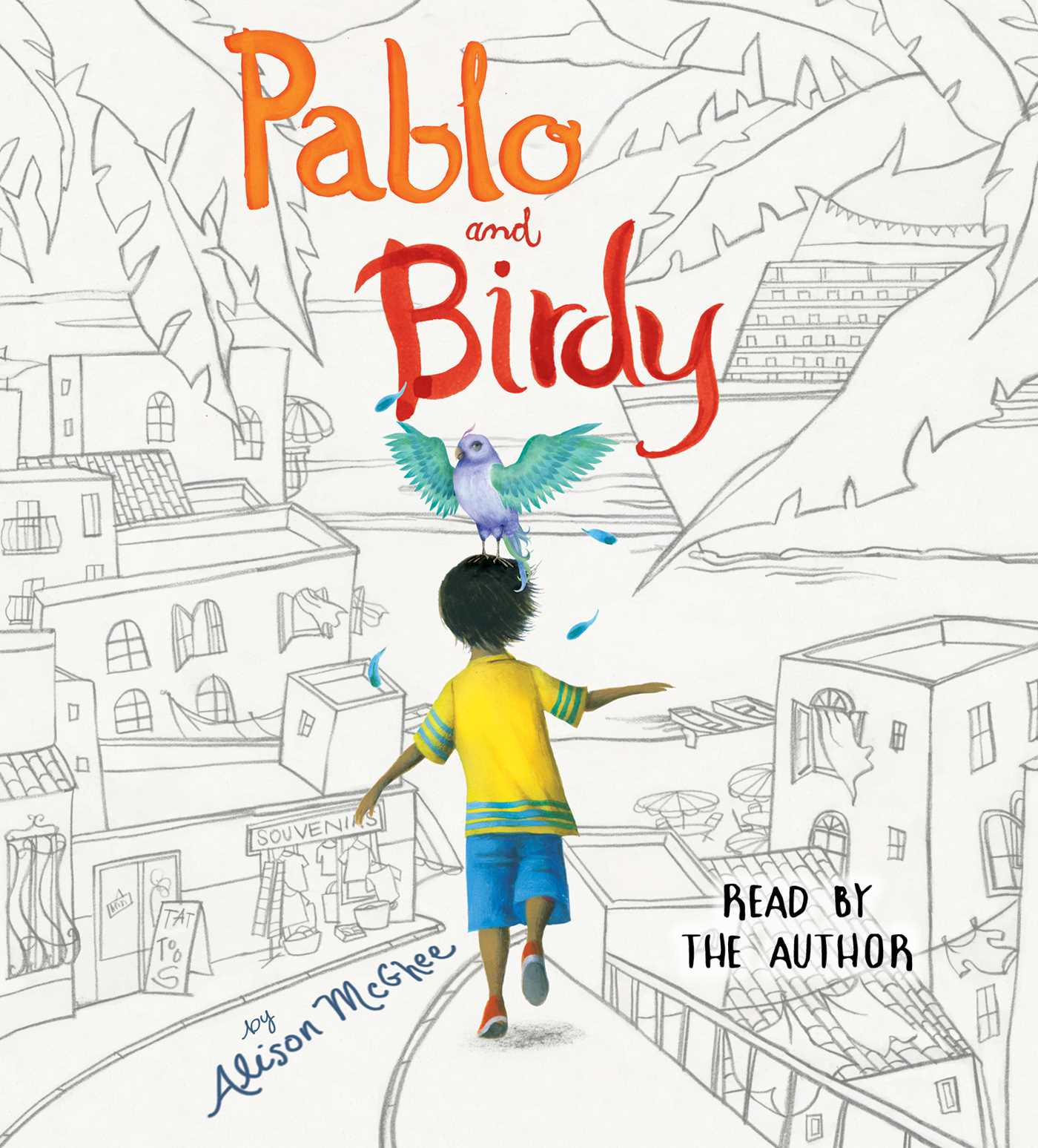 Pablo and birdy 9781508231707 hr