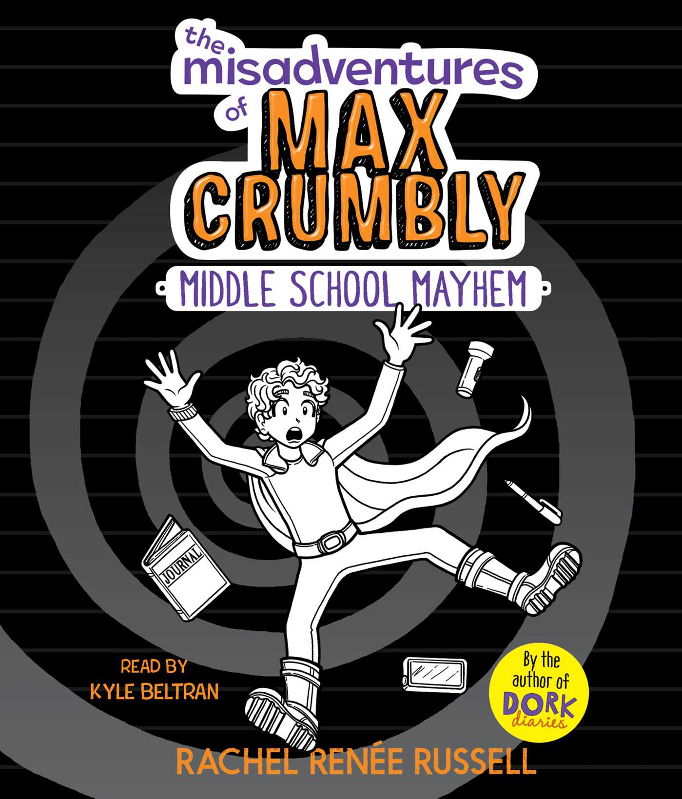 The misadventures of max crumbly 2 9781508232209 hr
