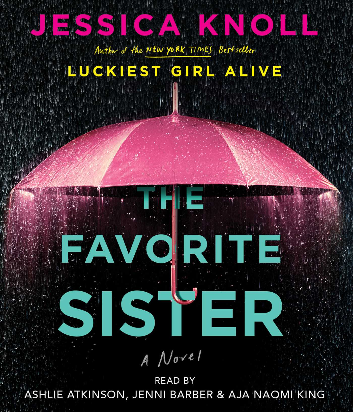 The favorite sister 9781508232926 hr