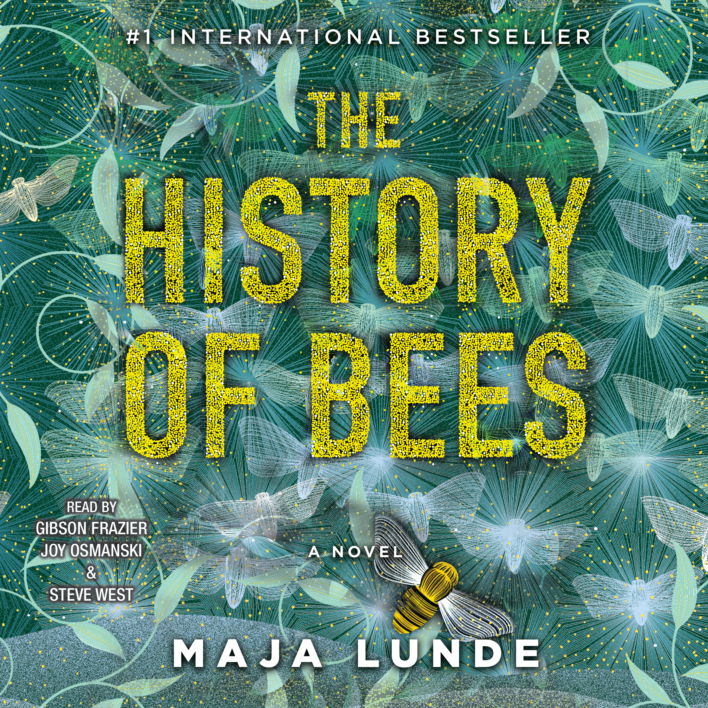 The history of bees 9781508236108 hr
