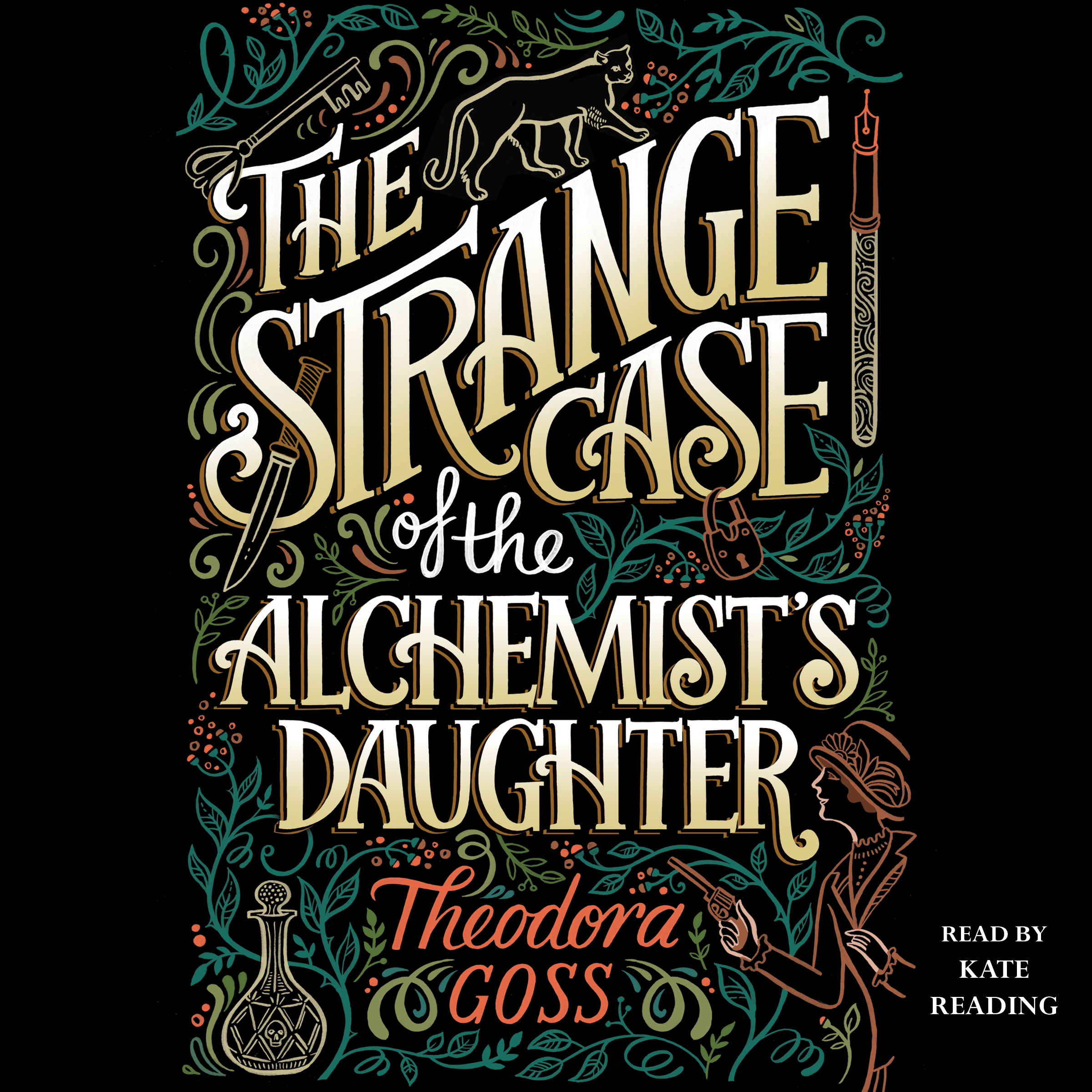 The strange case of the alchemists daughter 9781508238911 hr