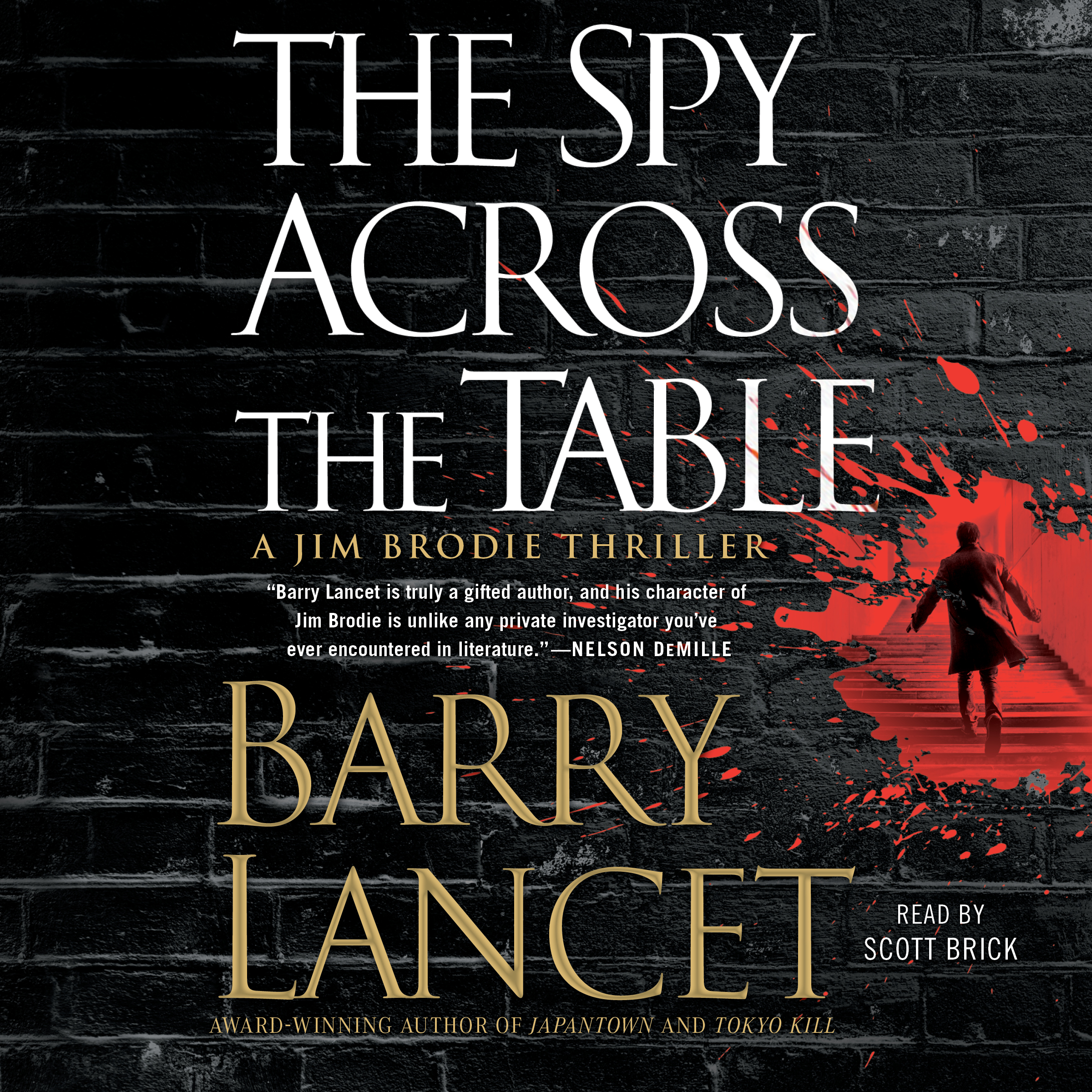 The spy across the table 9781508239185 hr