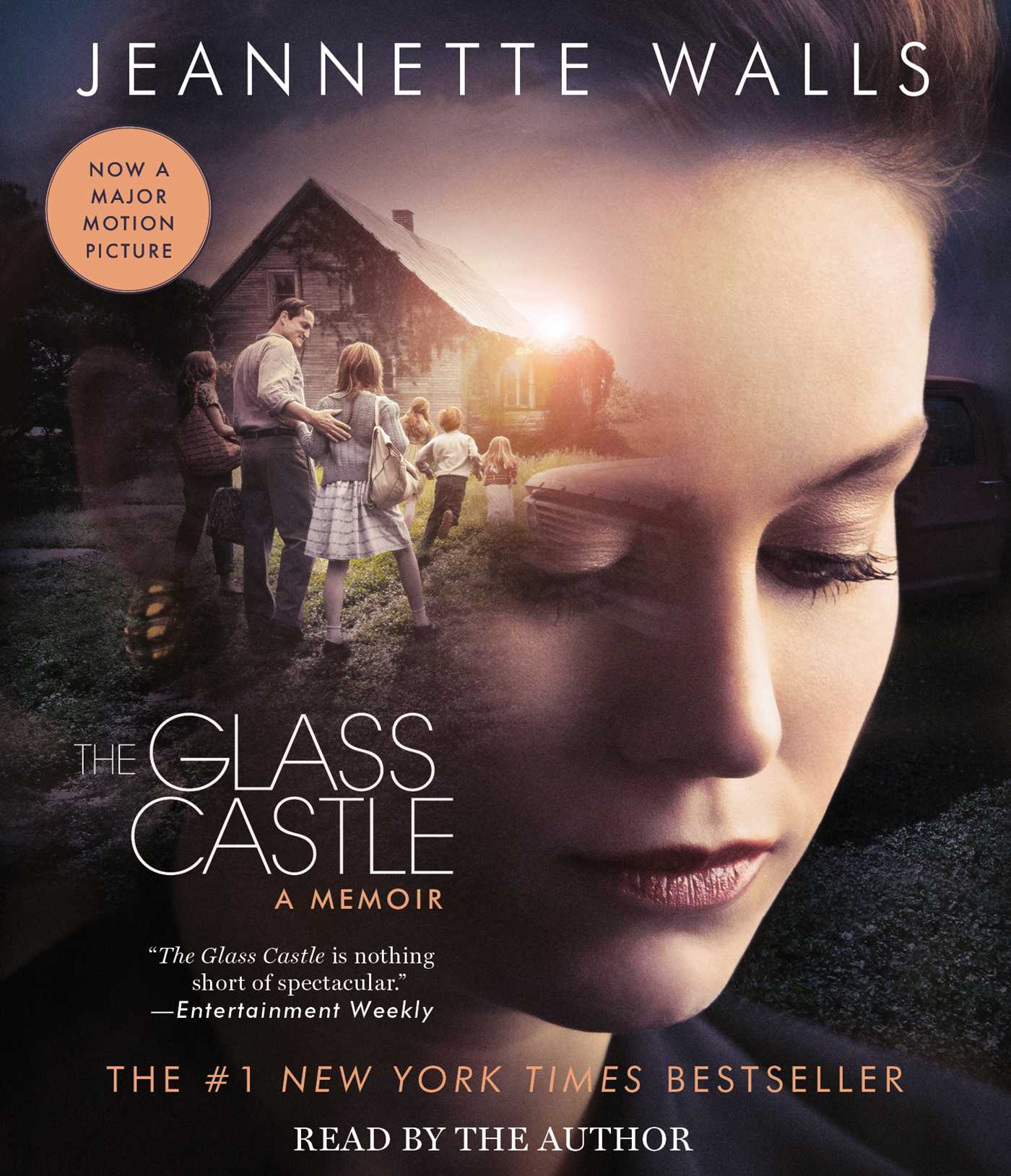 The glass castle 9781508239741 hr