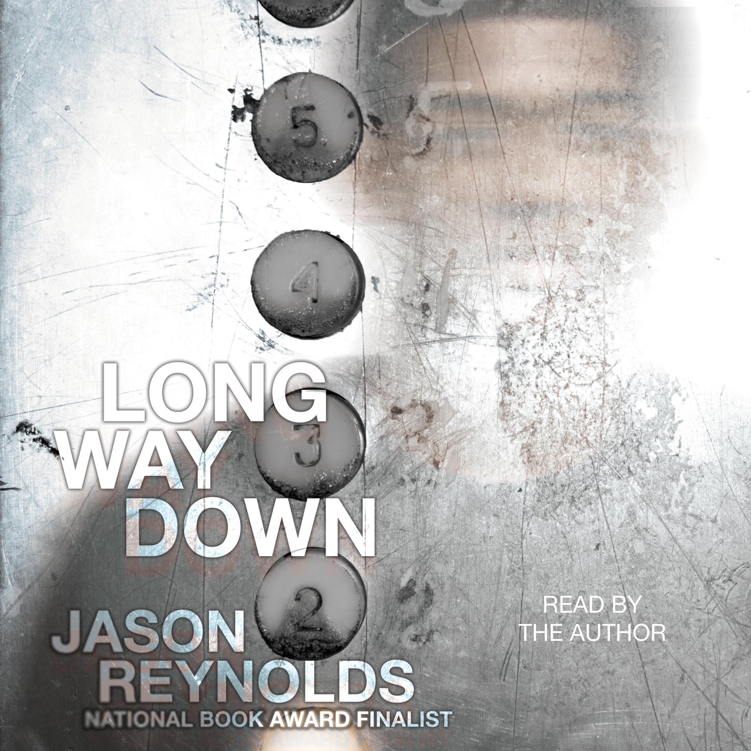 Long Way Down audiobook cover