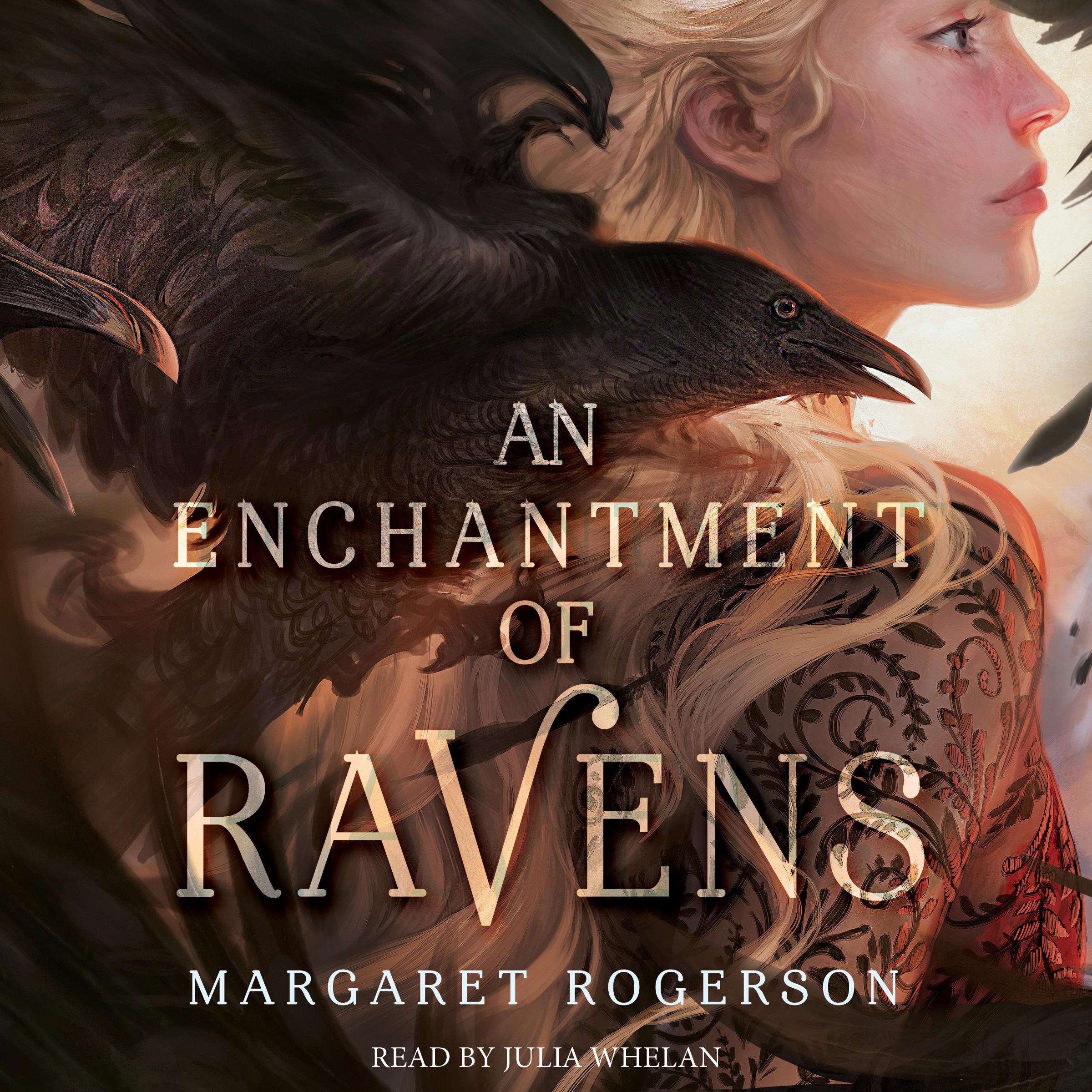 An Enchantment of Ravens Audiobook by Margaret Rogerson, Julia ...