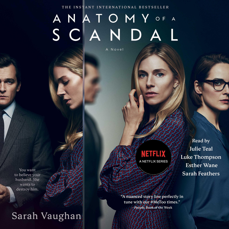 Anatomy of a scandal 9781508243793 hr