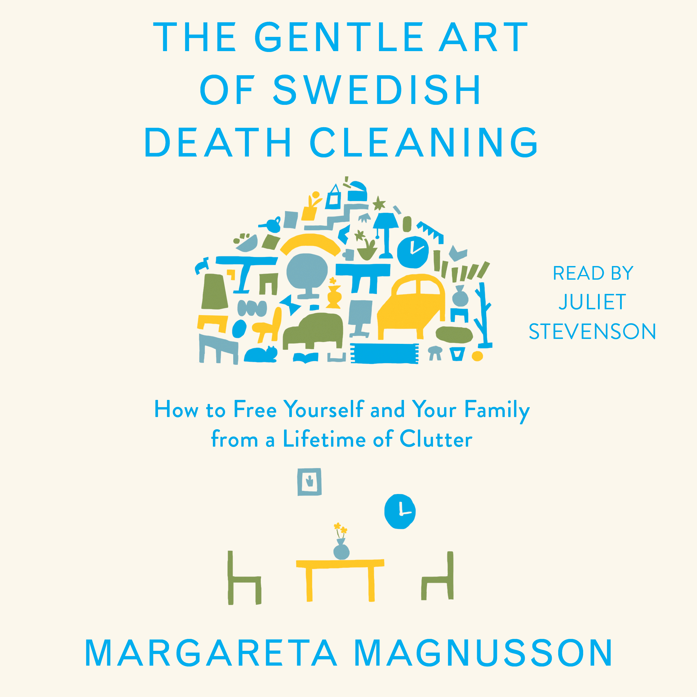 The gentle art of swedish death cleaning 9781508243823 hr