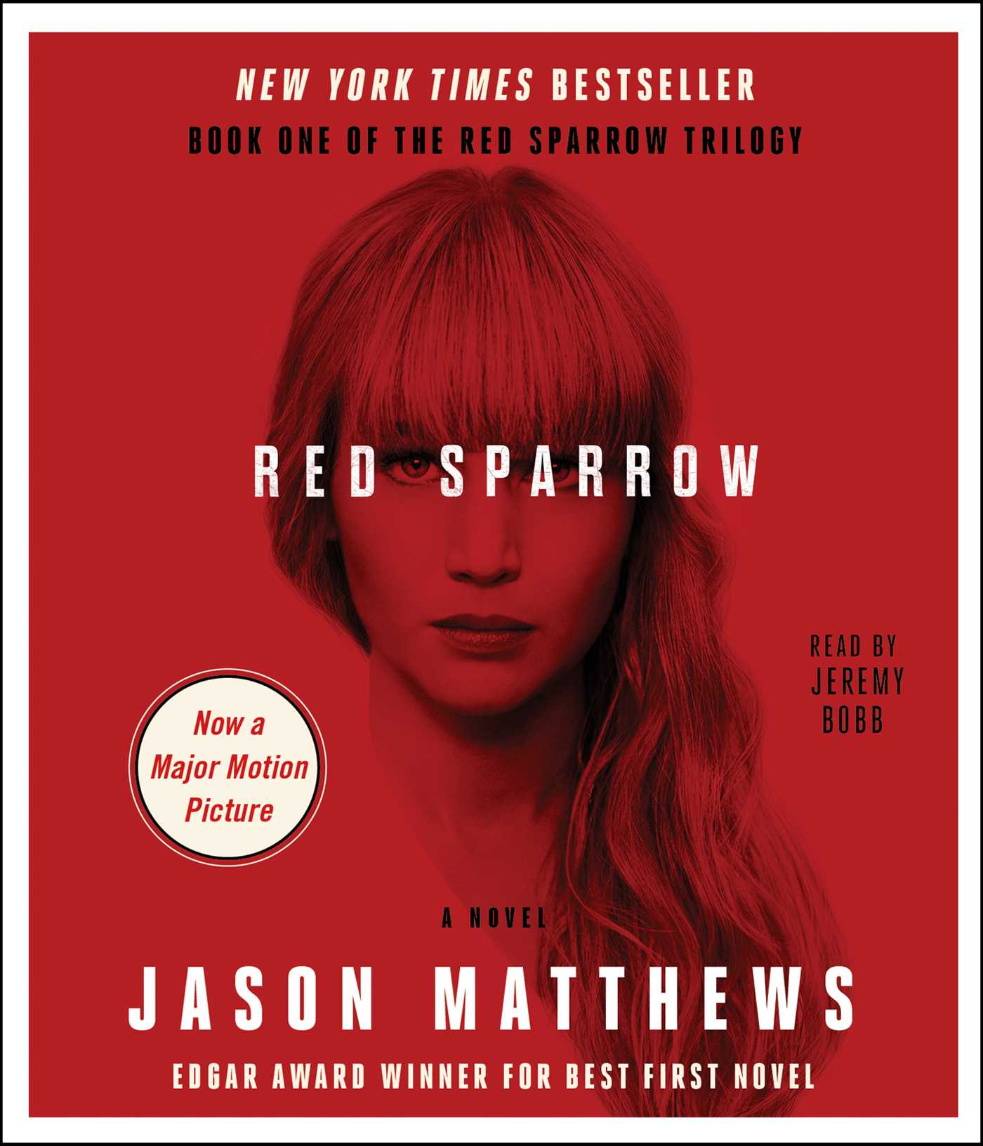Red sparrow 9781508243861 hr