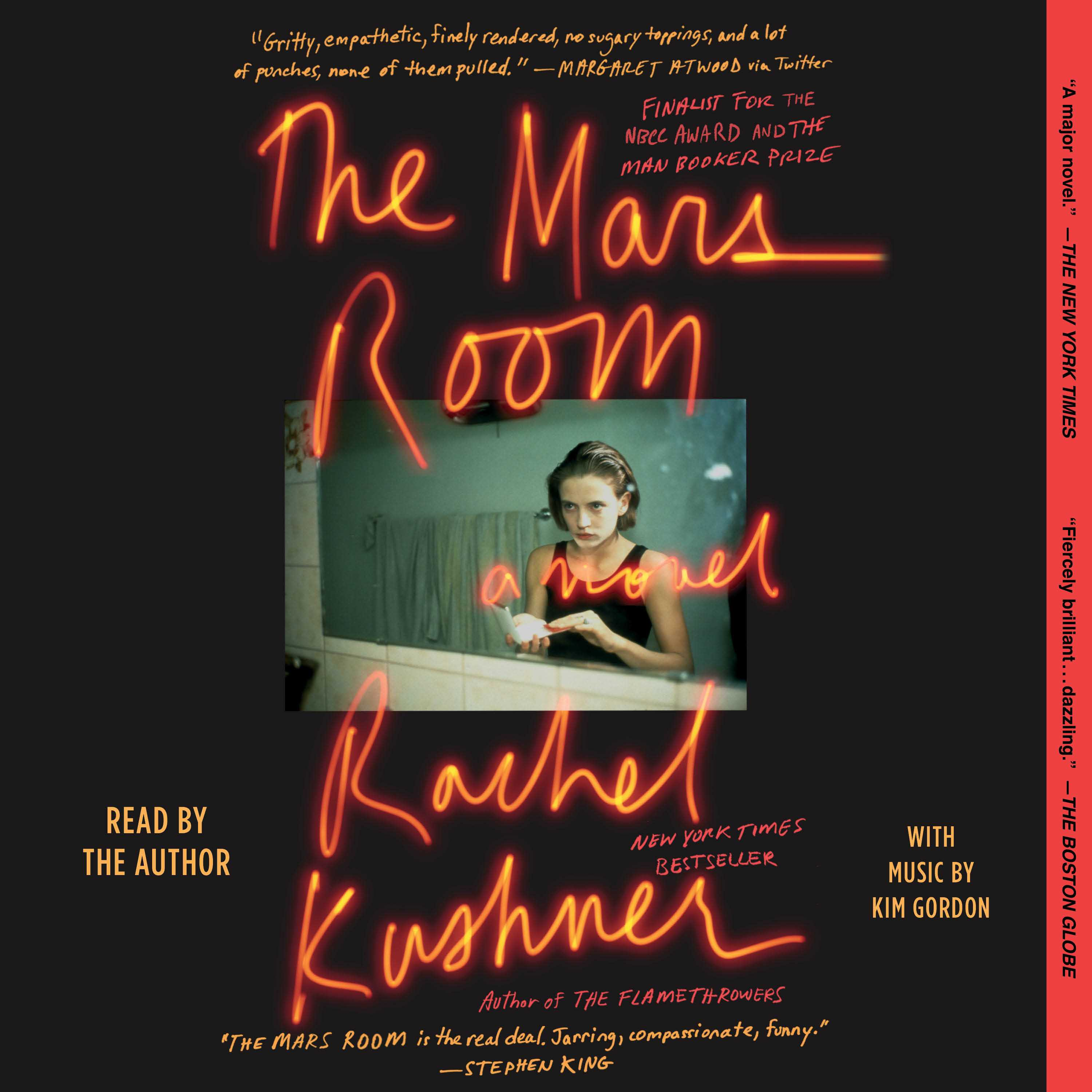 The Mars Room Audiobook by Rachel Kushner | Official Publisher Page ...