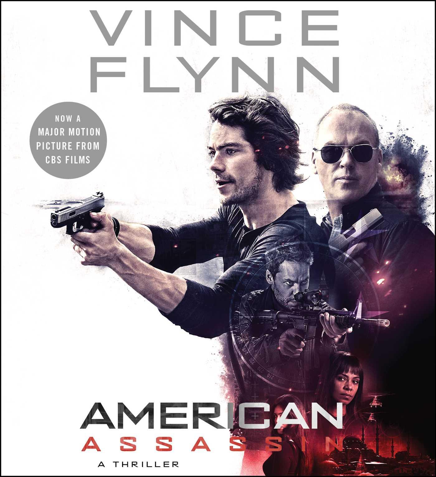 American assassin 9781508244523 hr