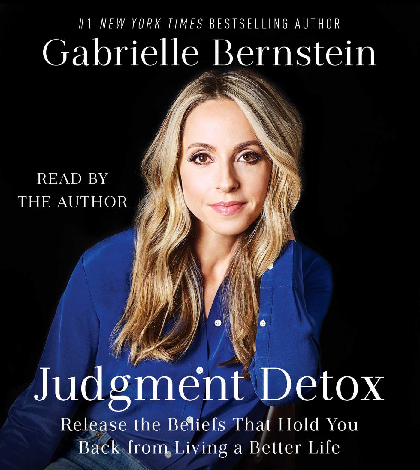 Judgment detox 9781508244752 hr