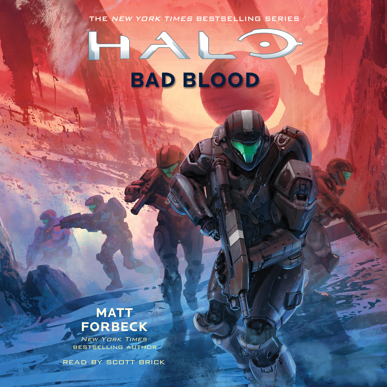 Halo bad blood 9781508244790 hr