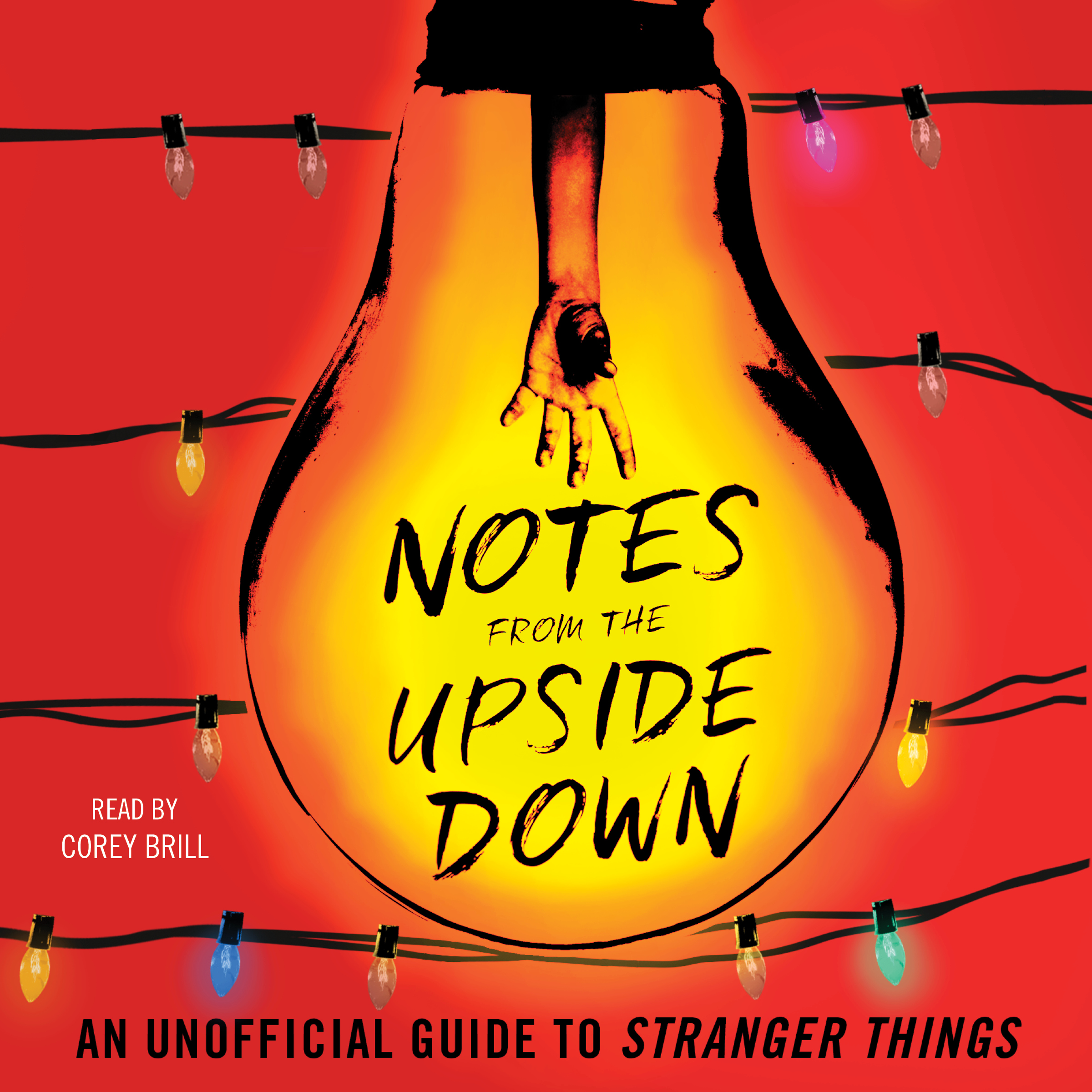Notes from the upside down 9781508244943 hr