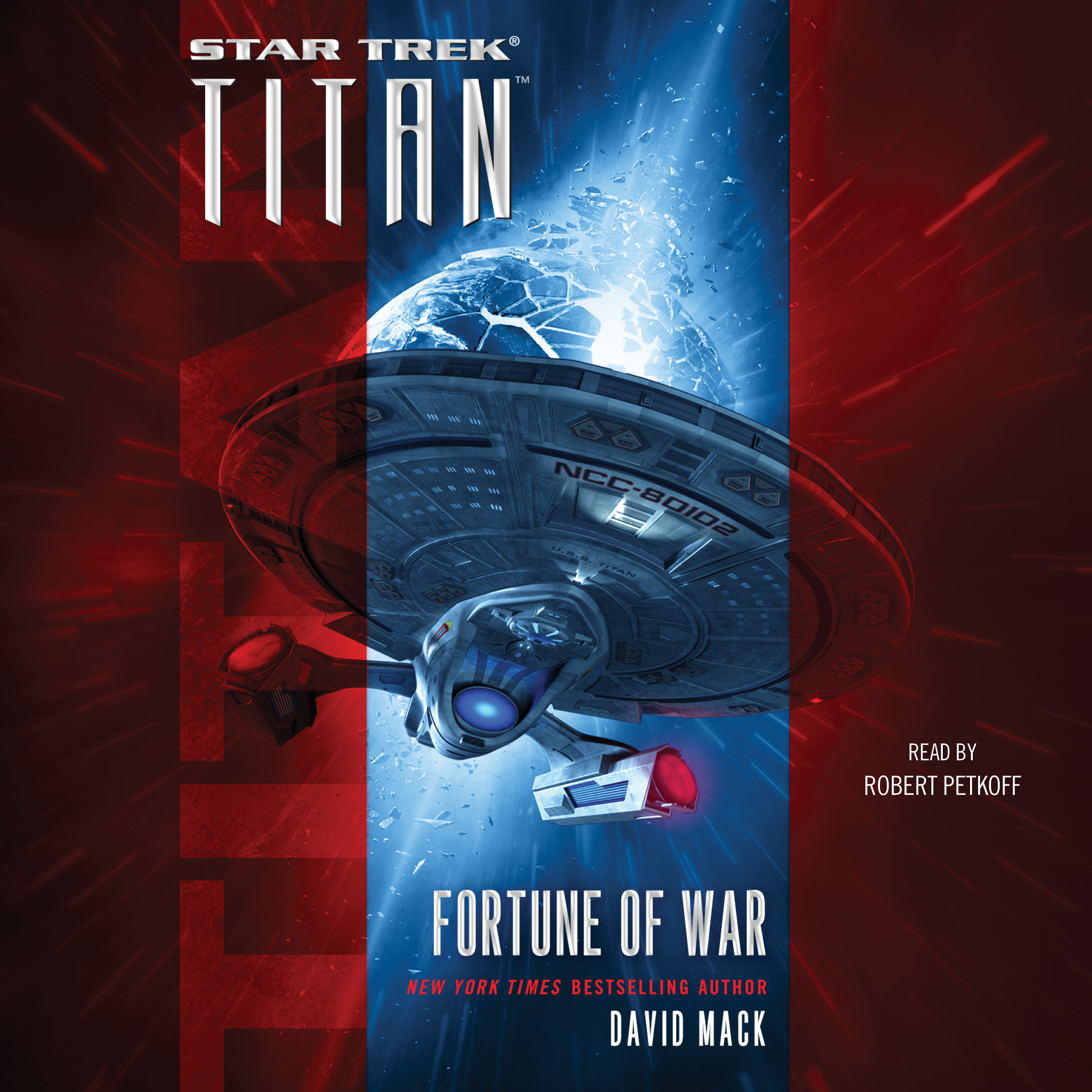 Titan fortune of war 9781508245124 hr