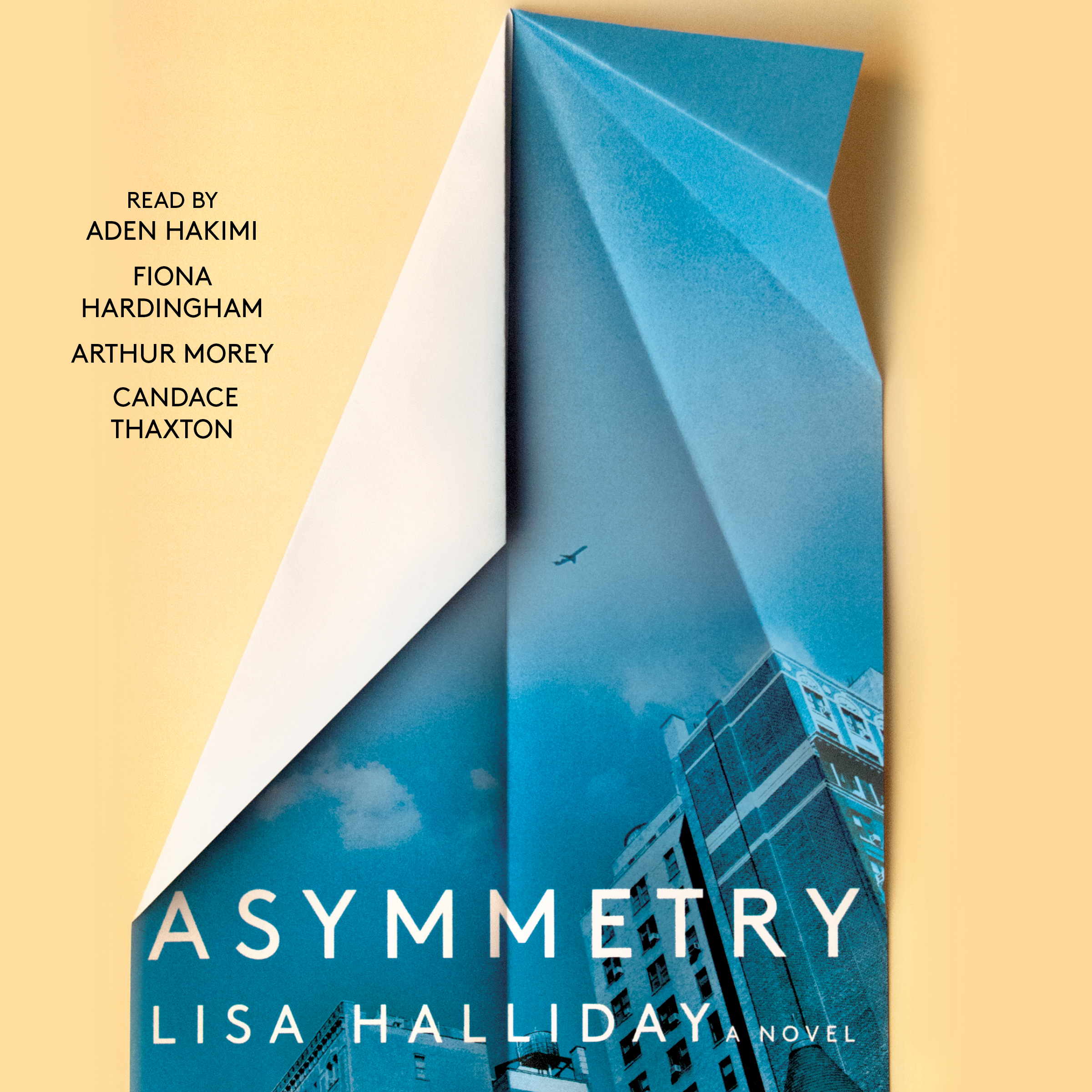 Asymmetry 9781508245667 hr